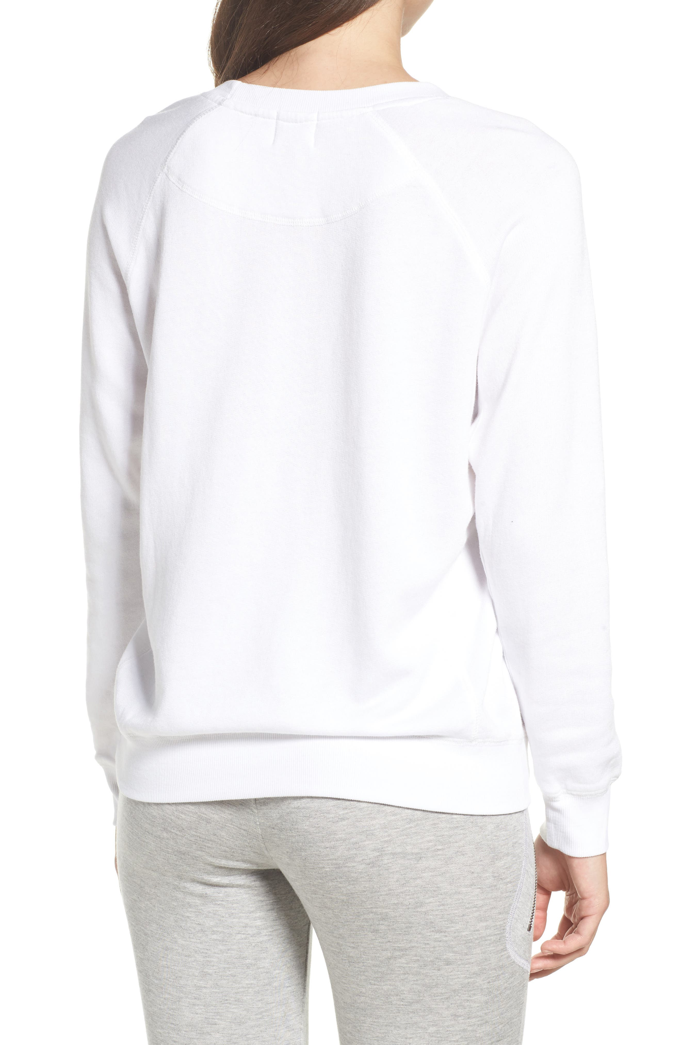 Whistle Raglan Pullover,                             Alternate thumbnail 2, color,                             900