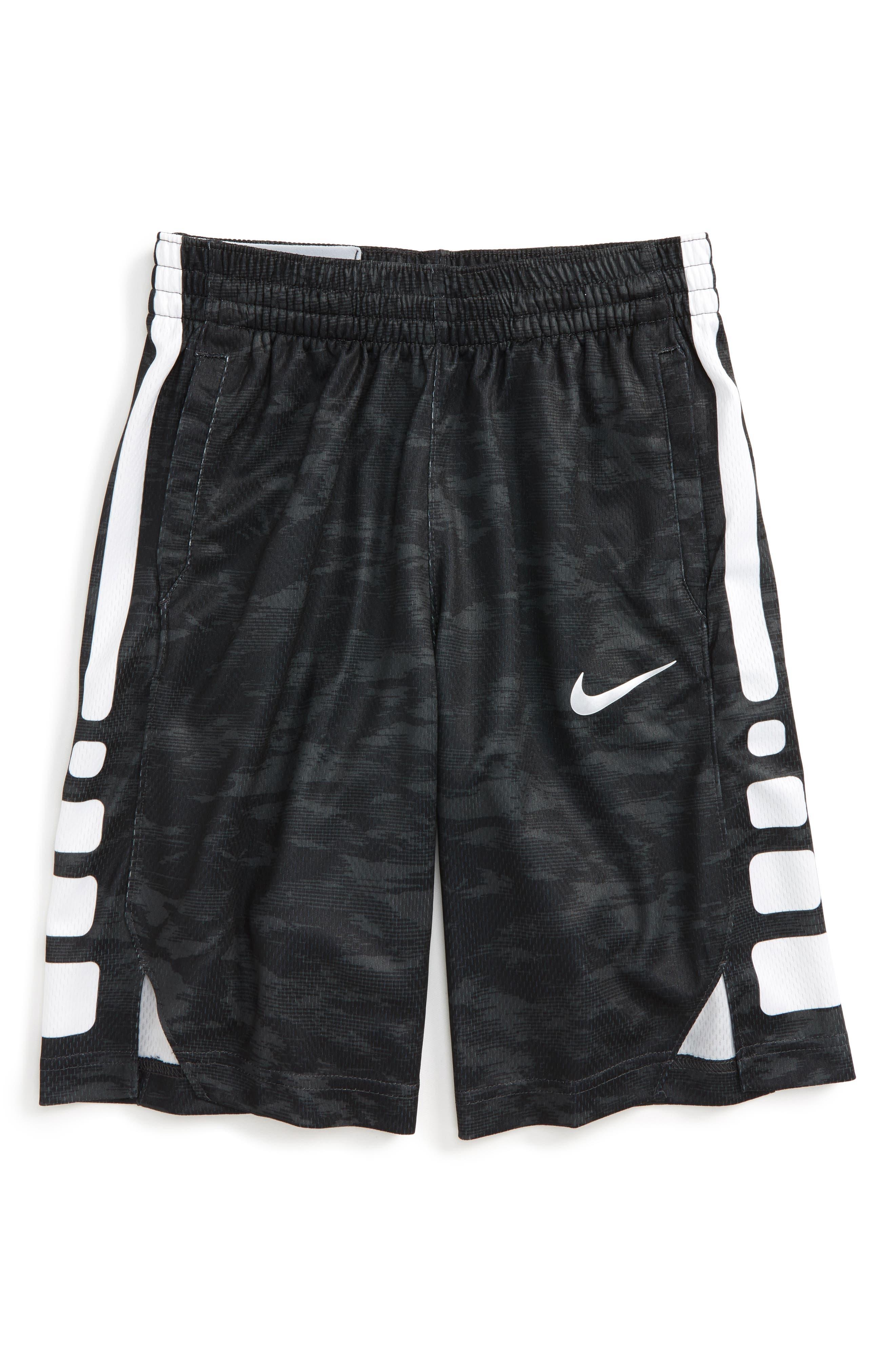 Dry Elite Basketball Shorts,                             Main thumbnail 1, color,                             010