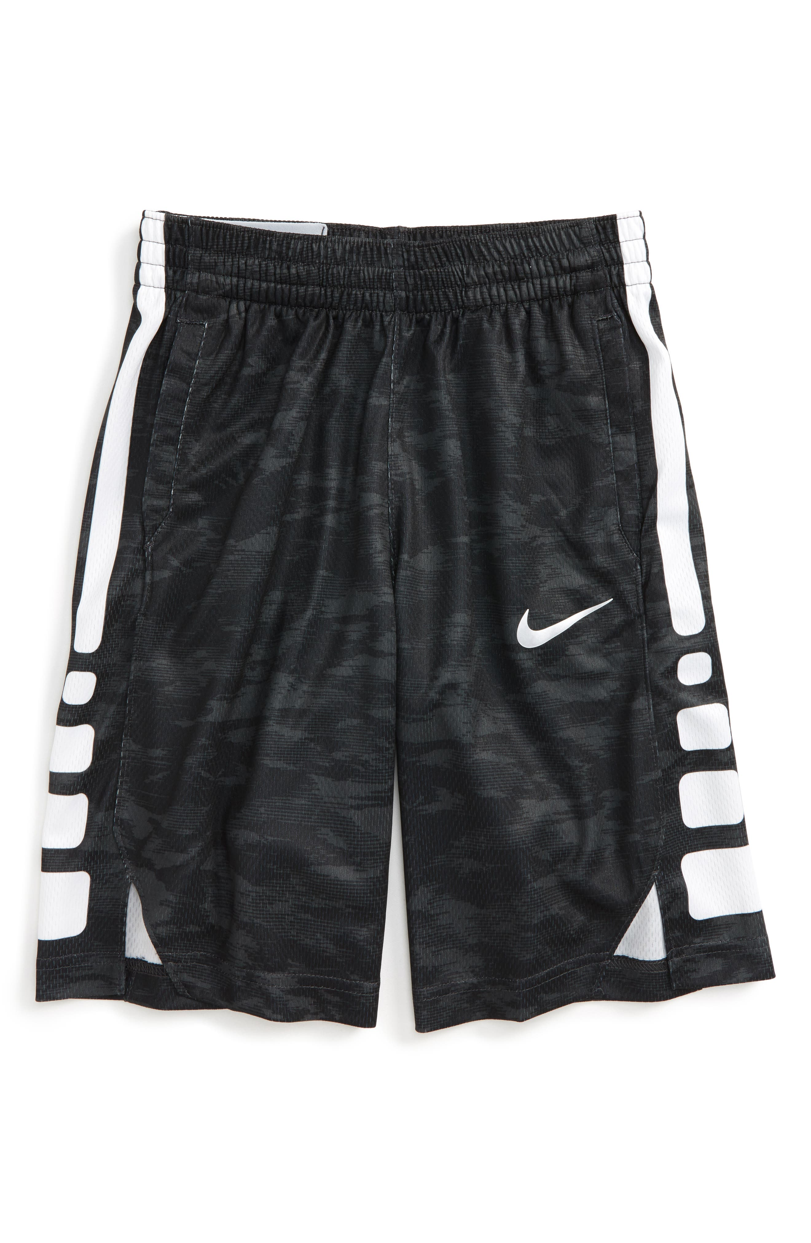 Dry Elite Basketball Shorts,                         Main,                         color, 010
