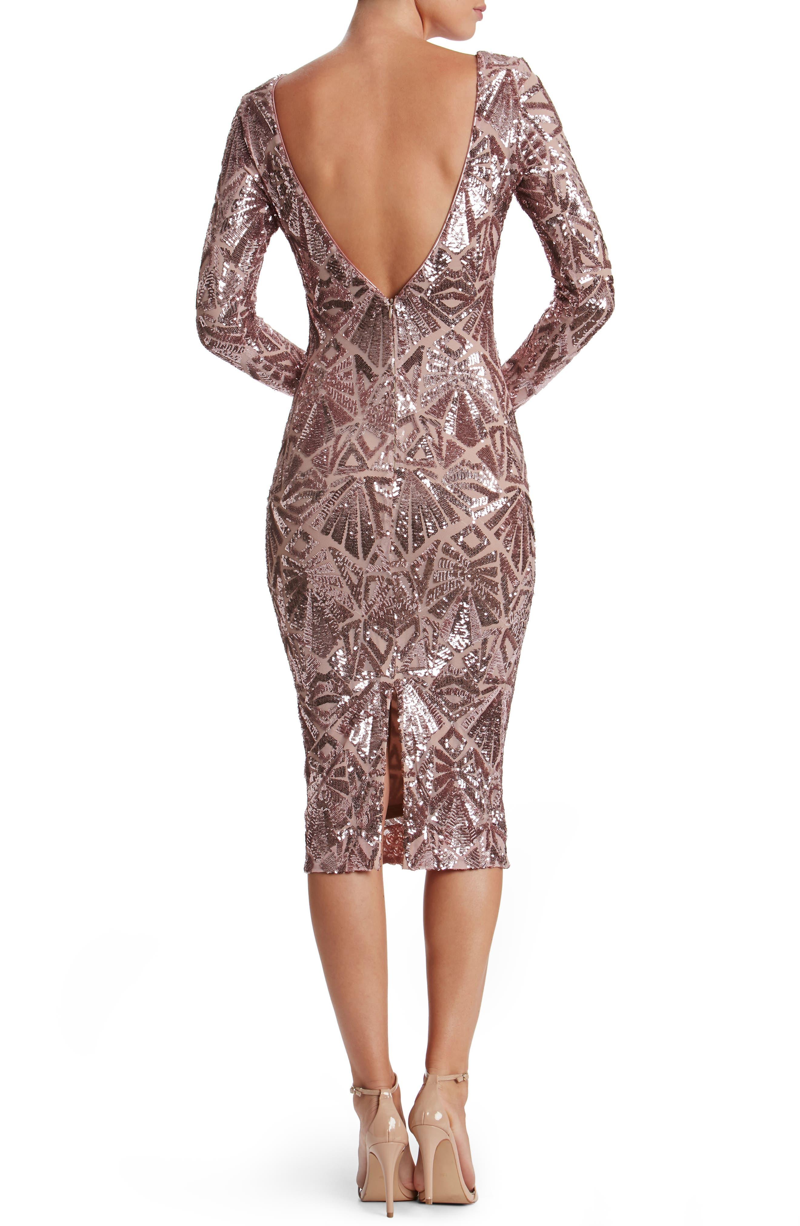 Emery Midi Dress,                             Alternate thumbnail 11, color,