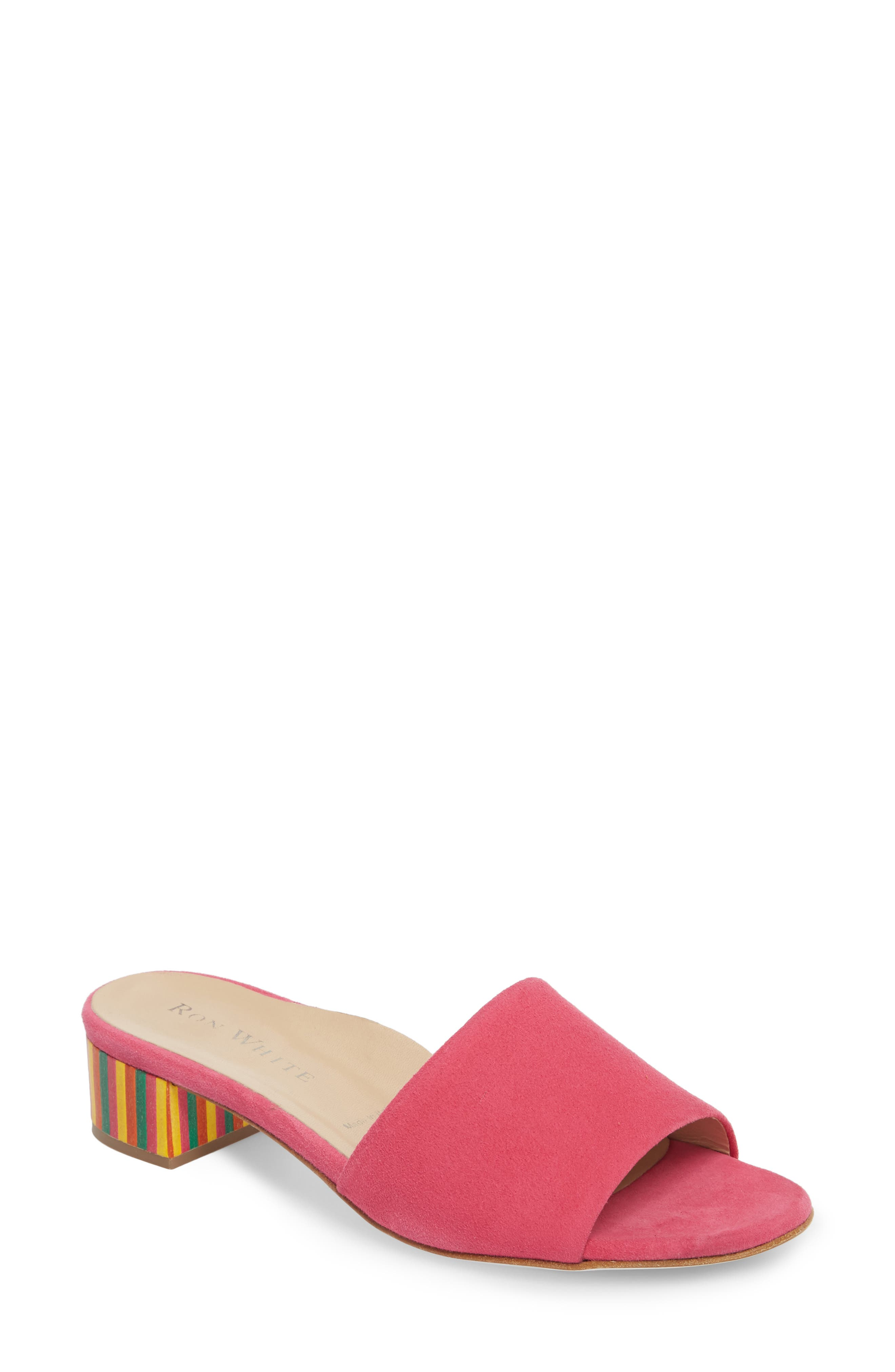 Esmarie Slide Sandal,                         Main,                         color, 670