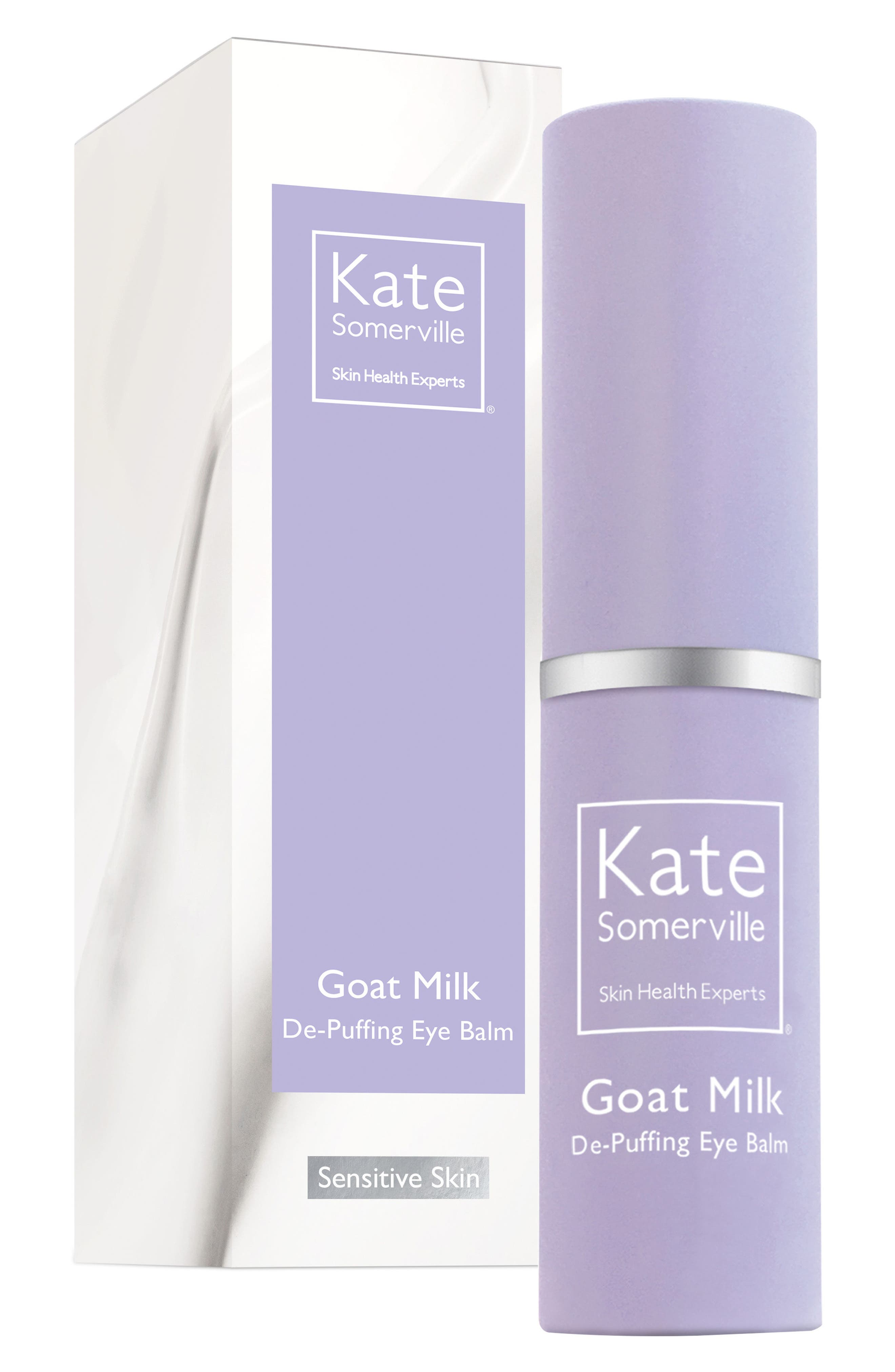 Goat Milk De-Puffing Eye Balm,                             Alternate thumbnail 3, color,                             NO COLOR