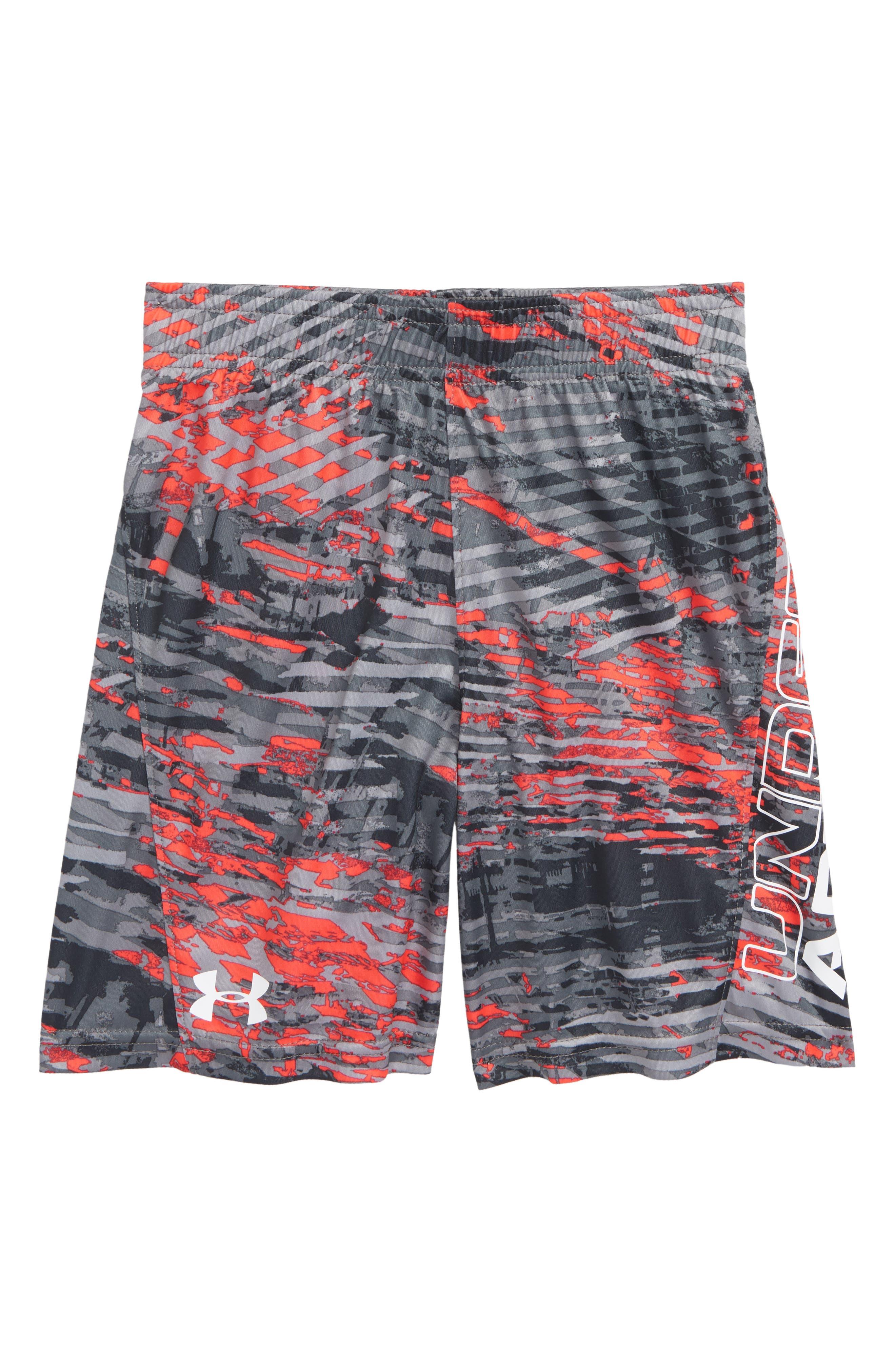 Vertigo HeatGear<sup>®</sup> Shorts,                         Main,                         color, ANTHRACITE