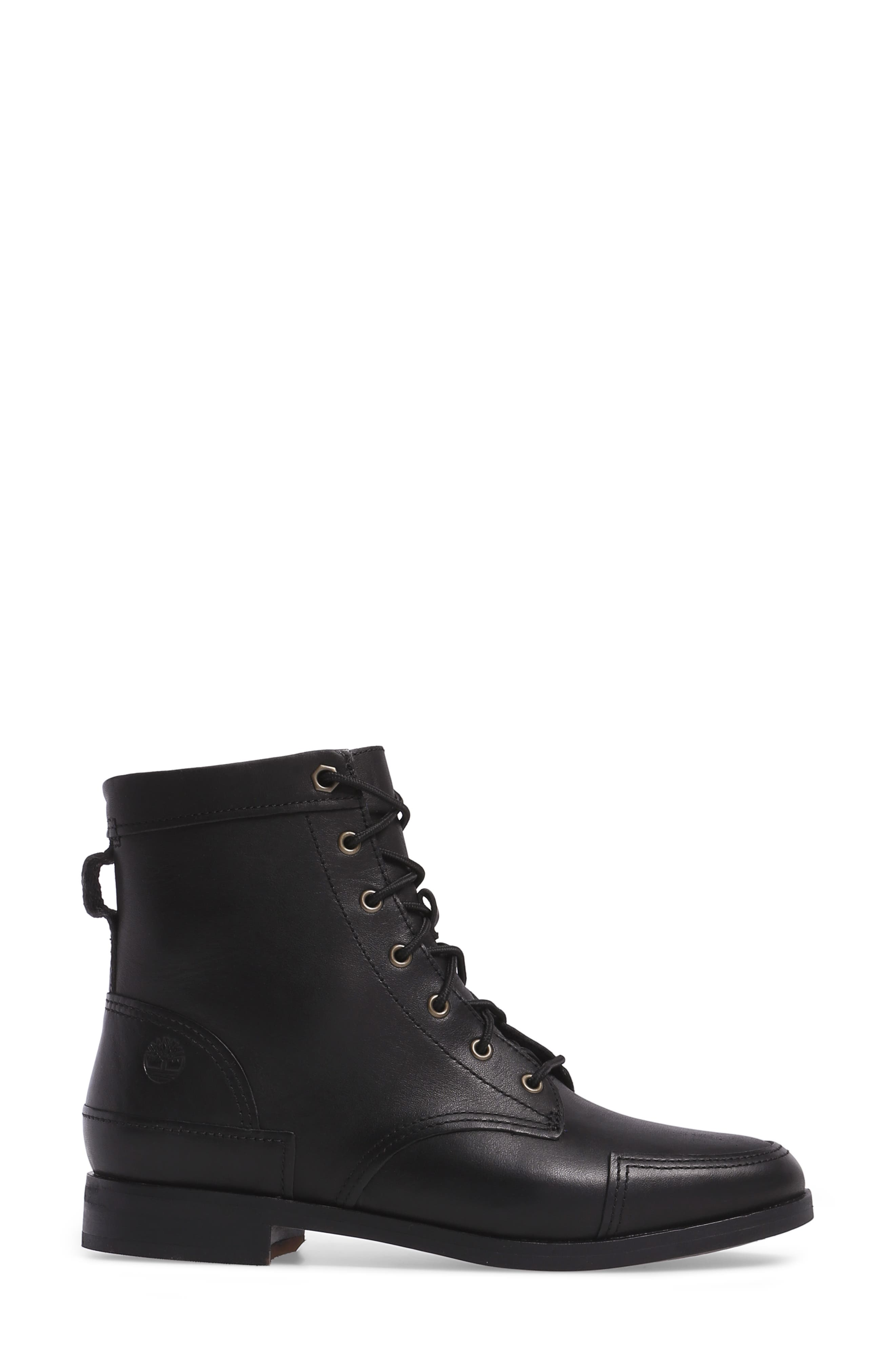 Somers Falls Lace-Up Boot,                             Alternate thumbnail 3, color,                             001