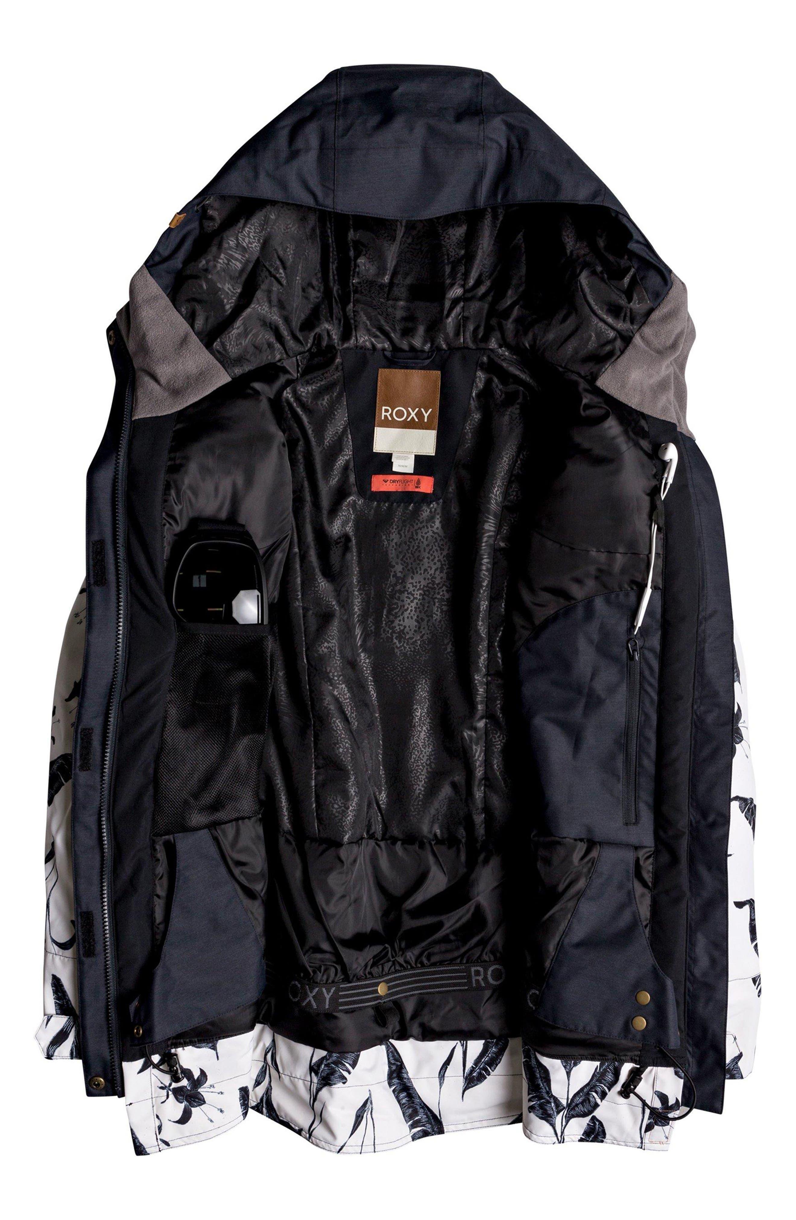 Ceder Snow Jacket,                             Alternate thumbnail 2, color,                             EGRET/ LOVE LETTER