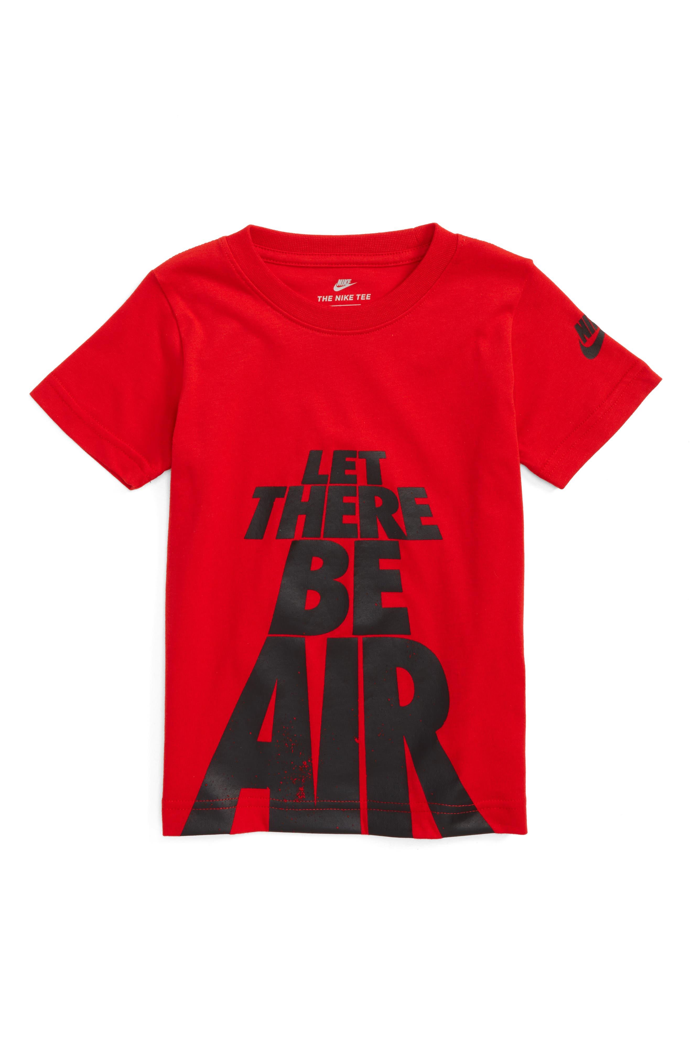 Let There Be Air T-Shirt,                             Main thumbnail 1, color,                             621