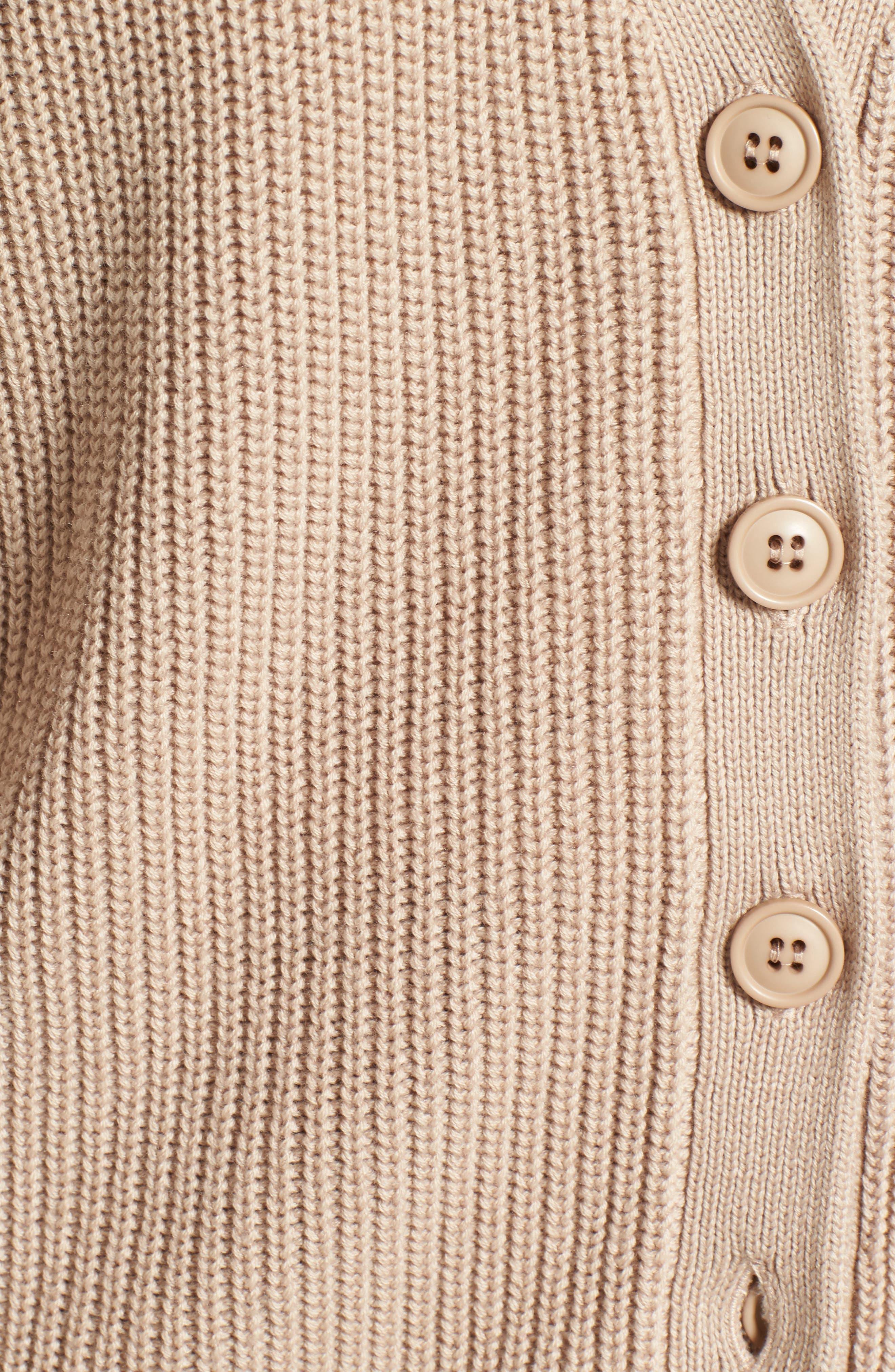 Shaker Knit Cardigan,                             Alternate thumbnail 27, color,