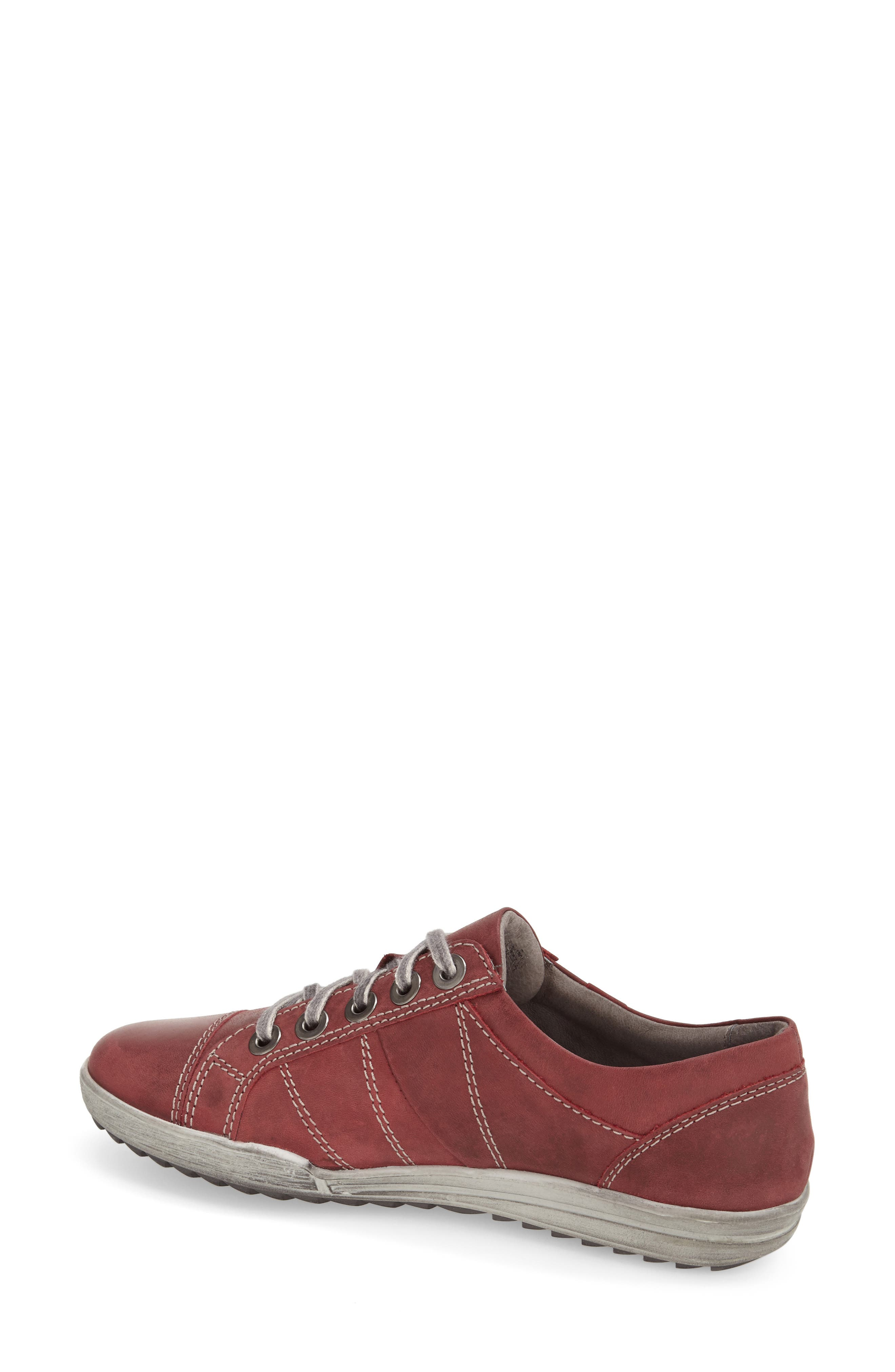 'Dany 05' Leather Sneaker,                             Alternate thumbnail 44, color,