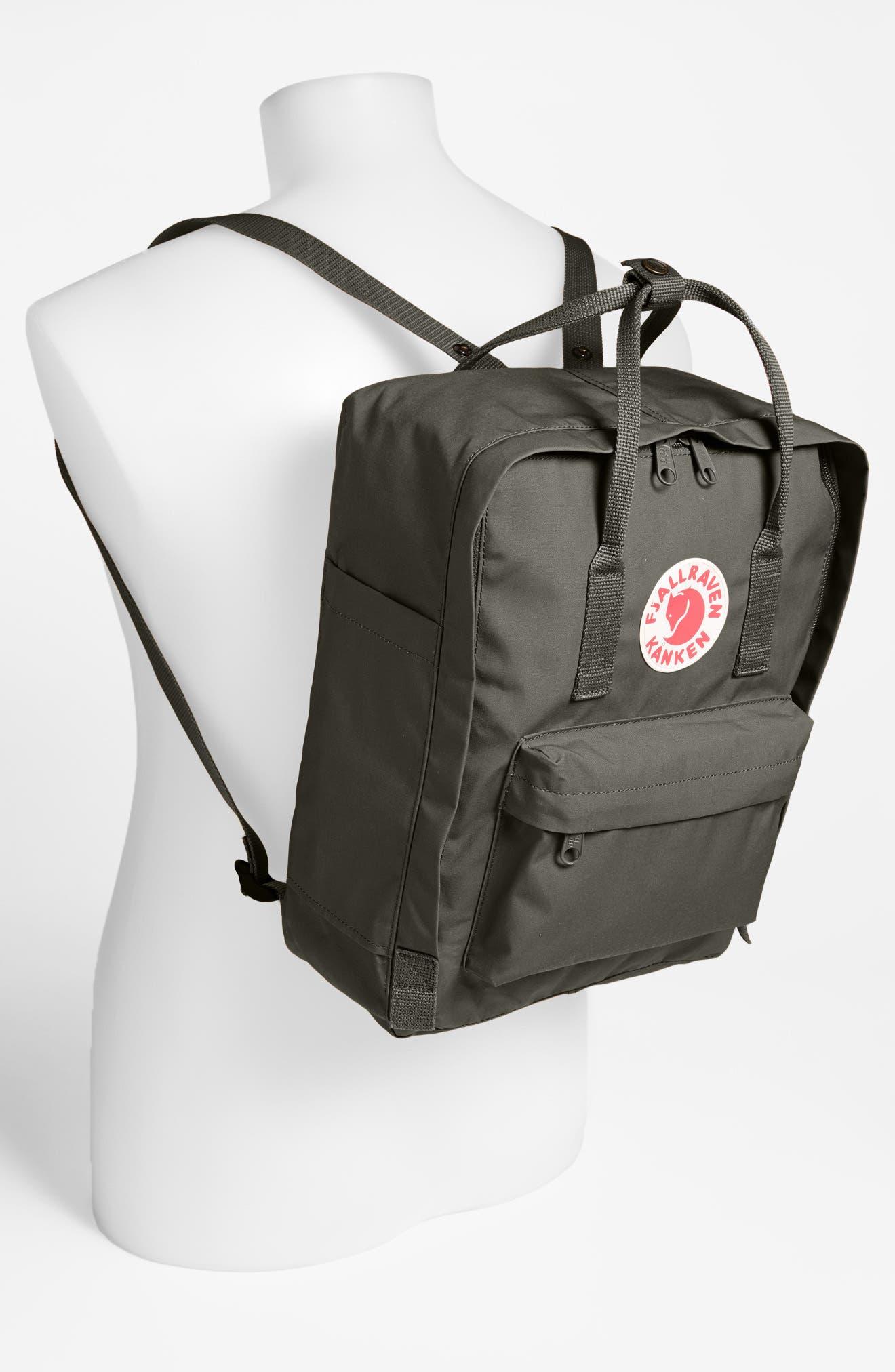 'Kånken' Water Resistant Backpack,                             Alternate thumbnail 477, color,