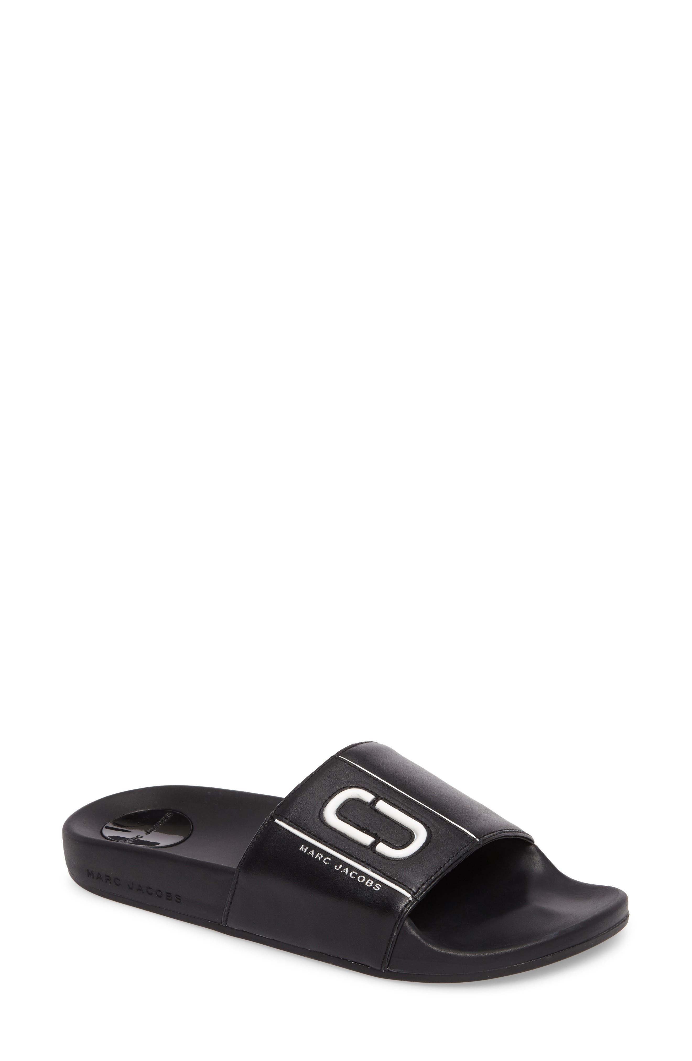 Cooper Slde Sandal,                         Main,                         color, 001