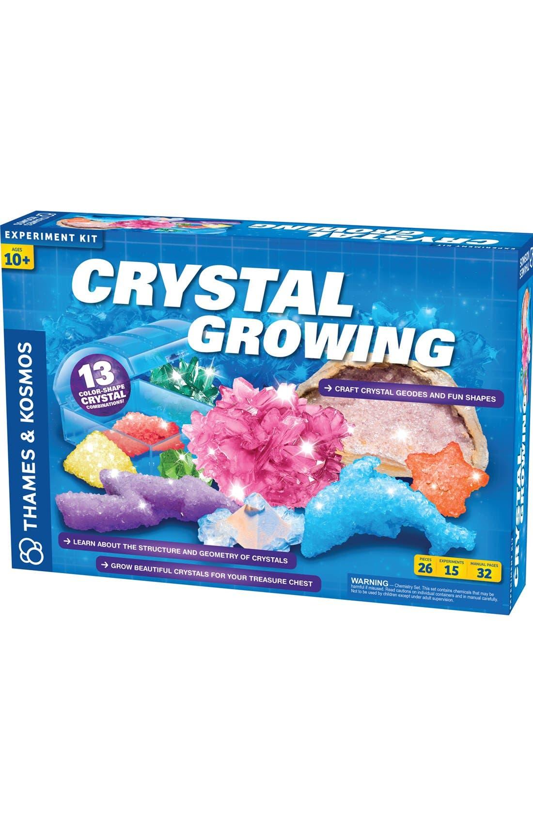THAMES & KOSMOS Crystal Growing Kit, Main, color, NONE