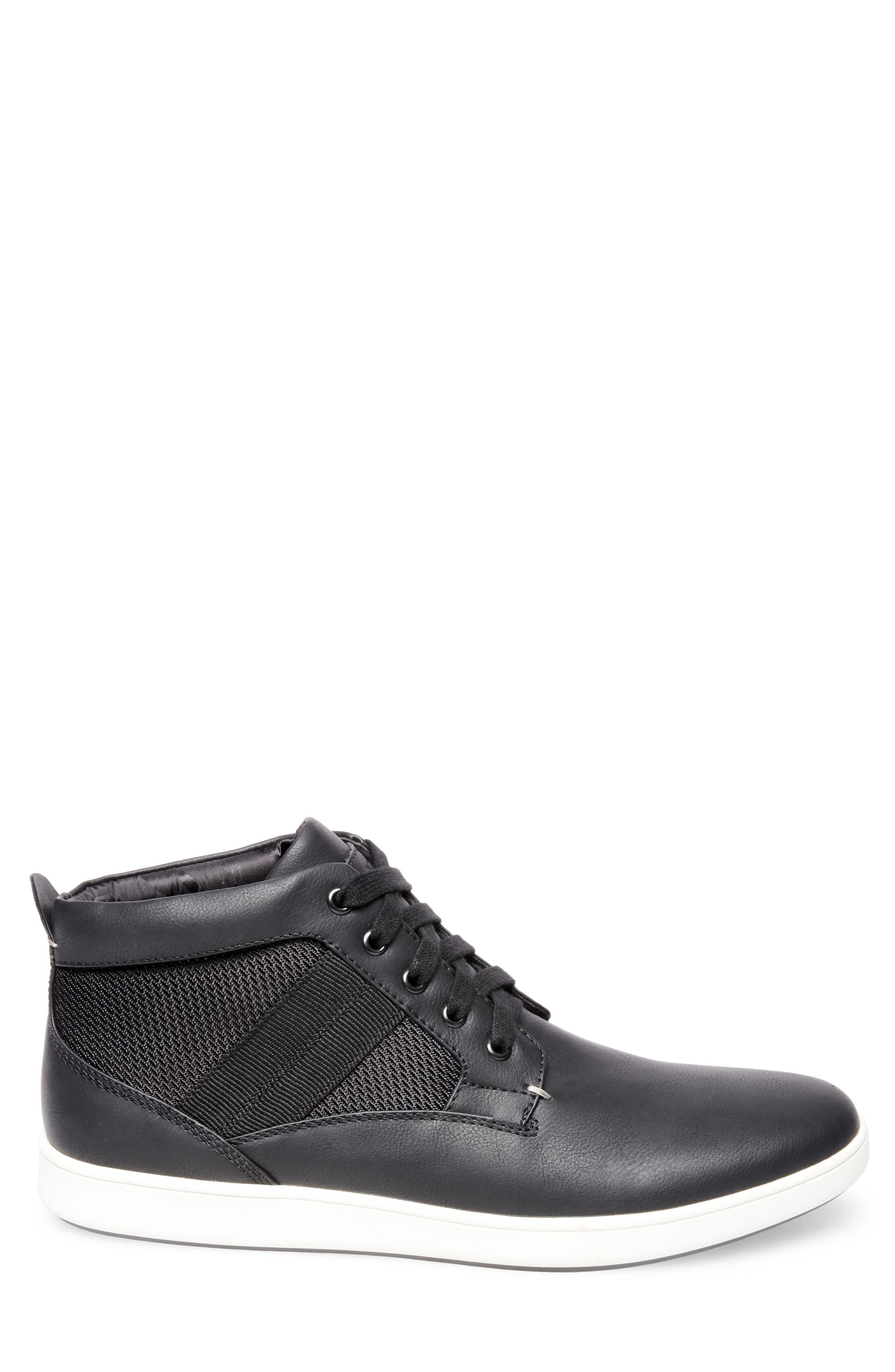 Frazier Sneaker Boot,                             Alternate thumbnail 3, color,                             007