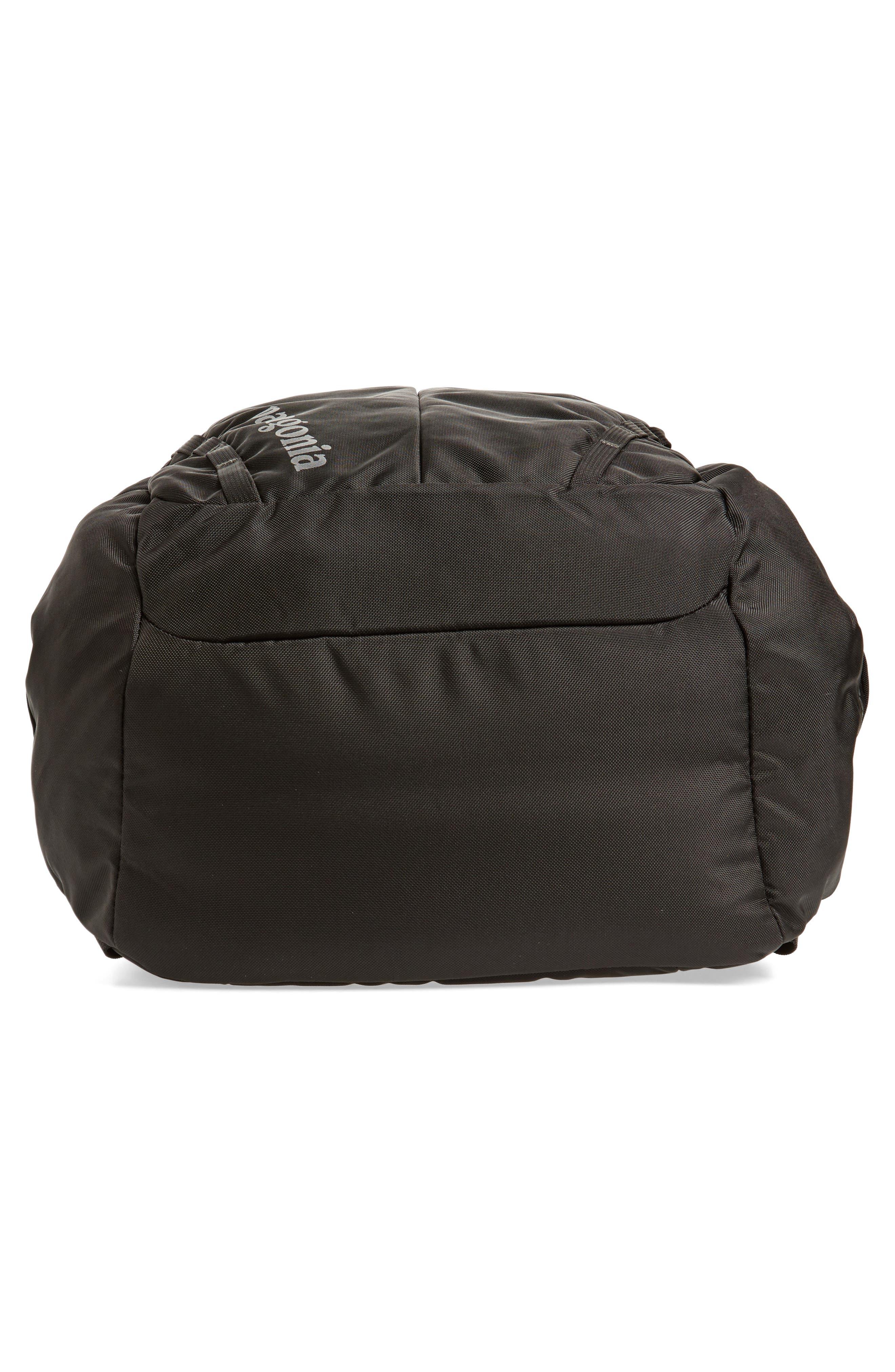 28L Refugio Backpack,                             Alternate thumbnail 6, color,                             BLACK