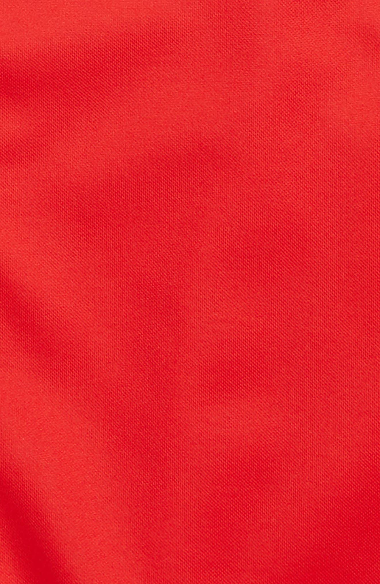 Double-F Logo Track Jacket,                             Alternate thumbnail 2, color,                             F0QC9 RED