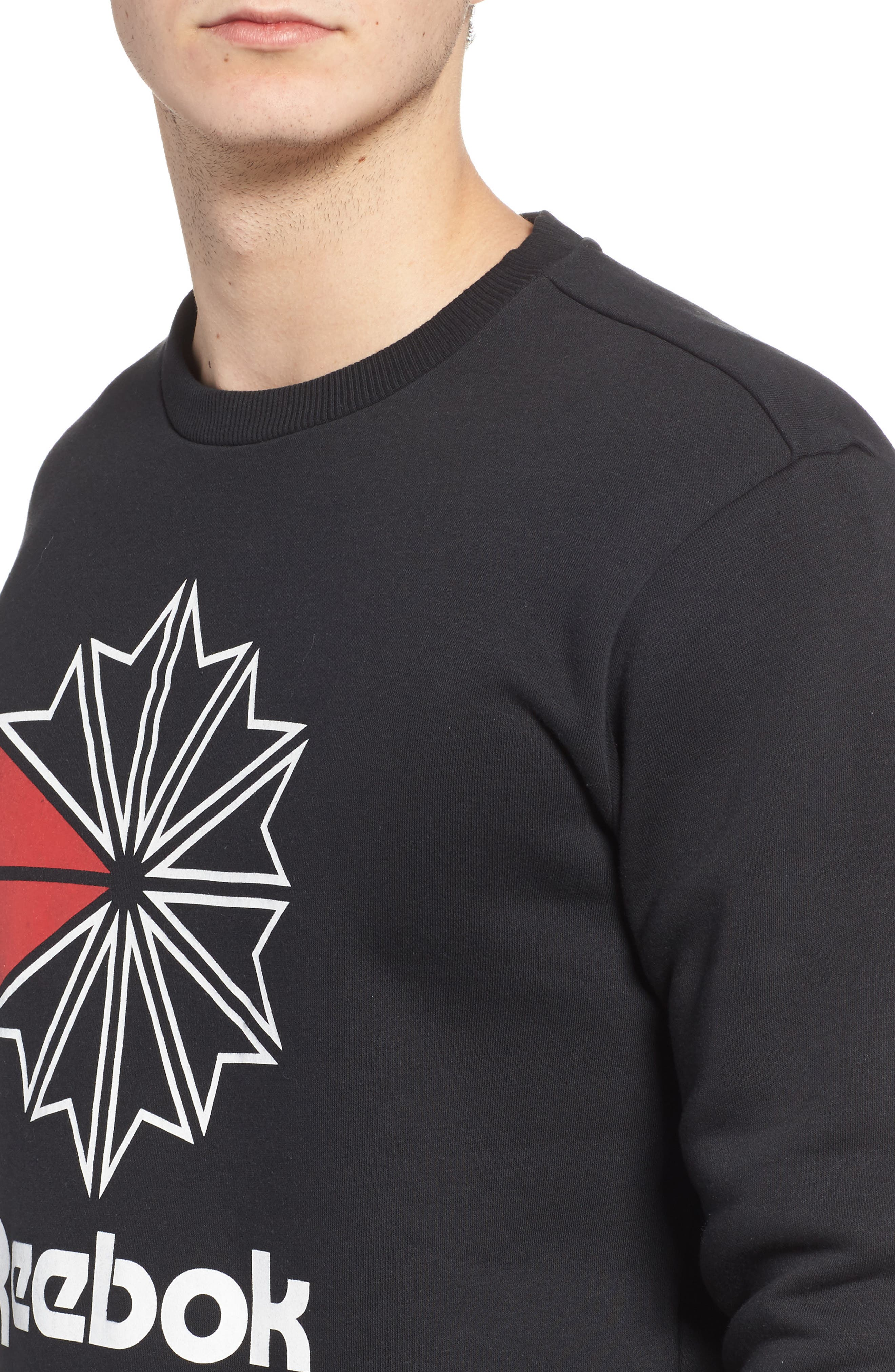 Starcrest Sweatshirt,                             Alternate thumbnail 4, color,                             005