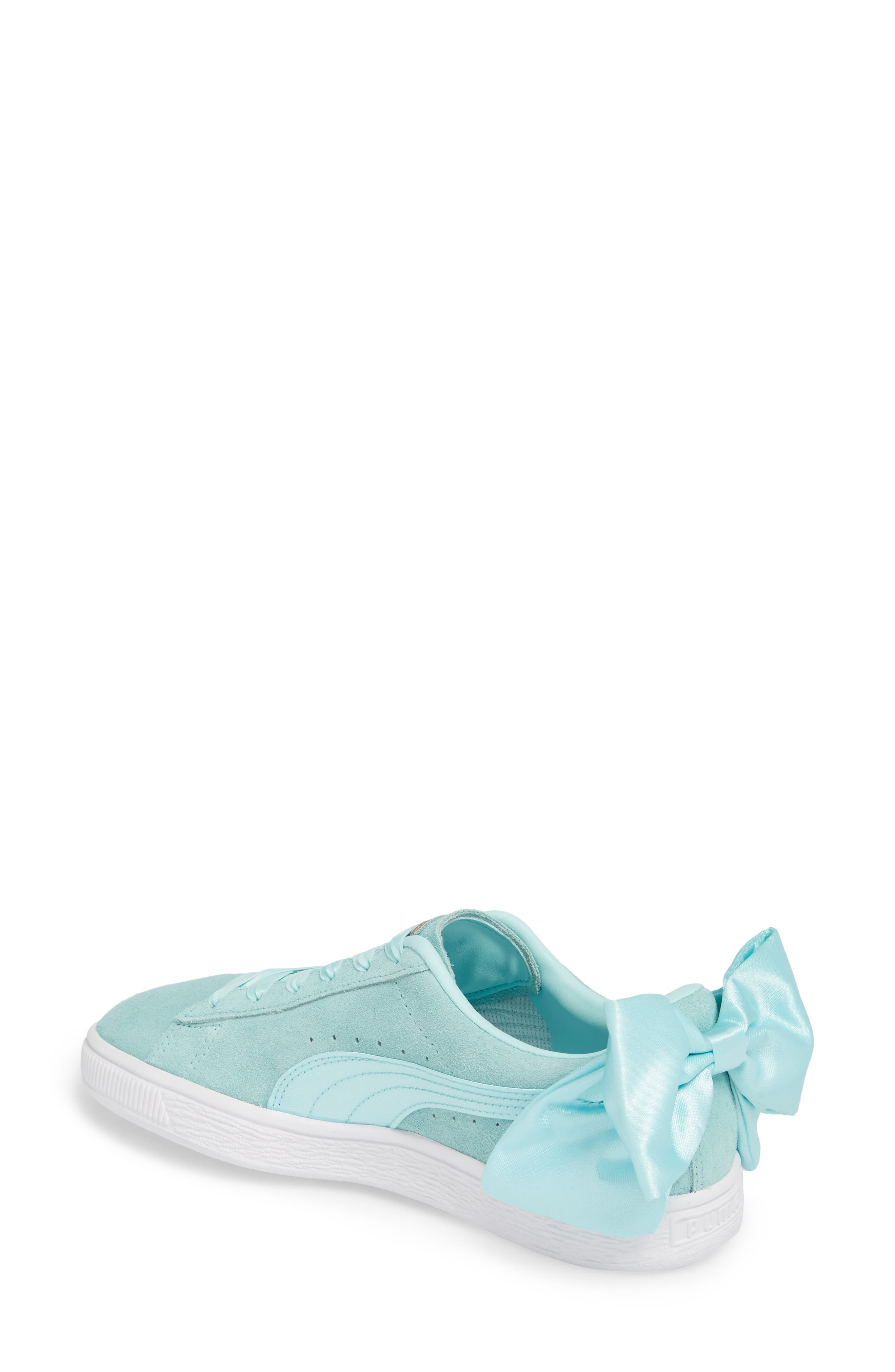 Bow Sneaker,                             Alternate thumbnail 5, color,