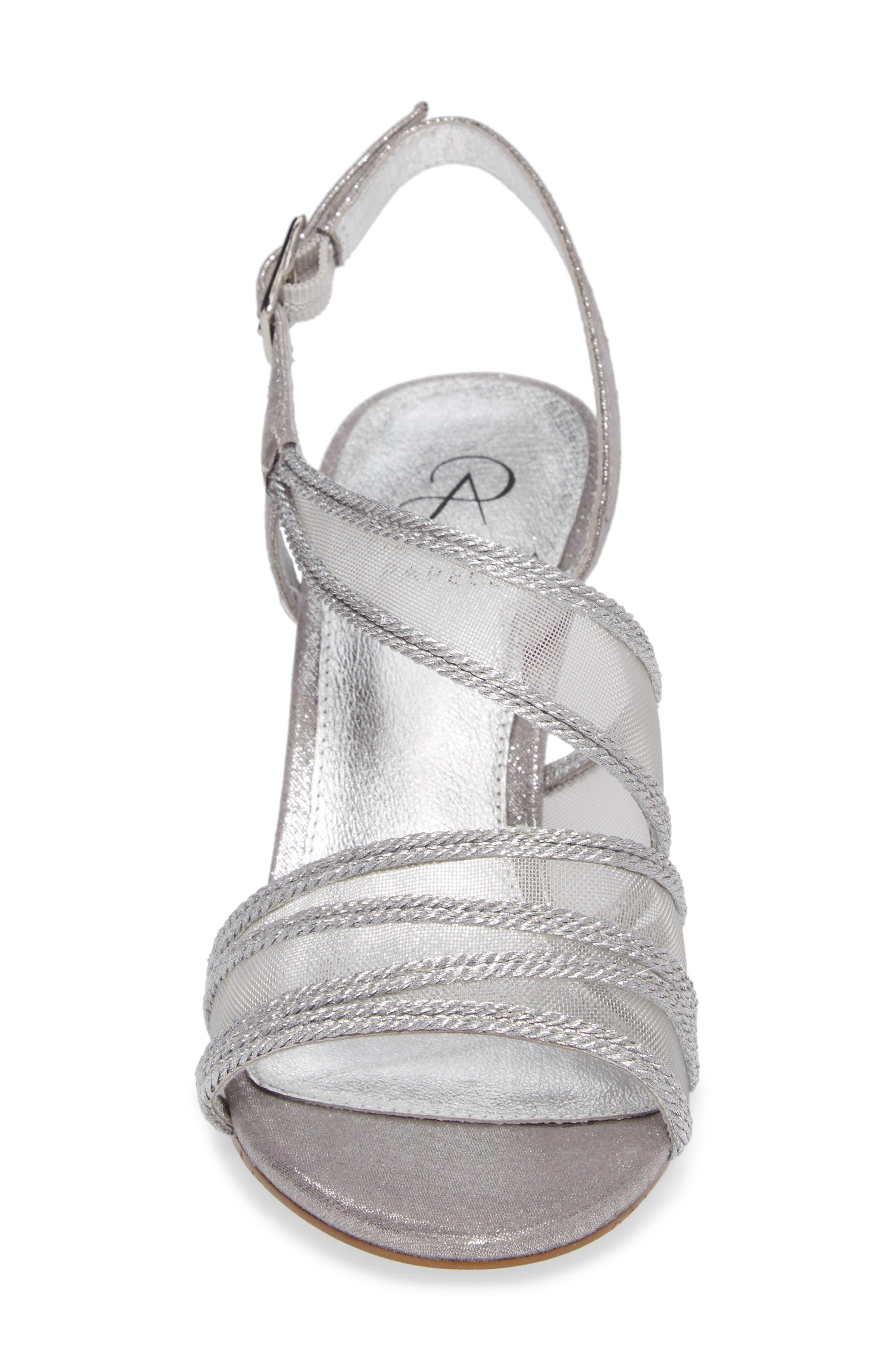 Adelphi Asymmetrical Mesh Sandal,                             Alternate thumbnail 13, color,
