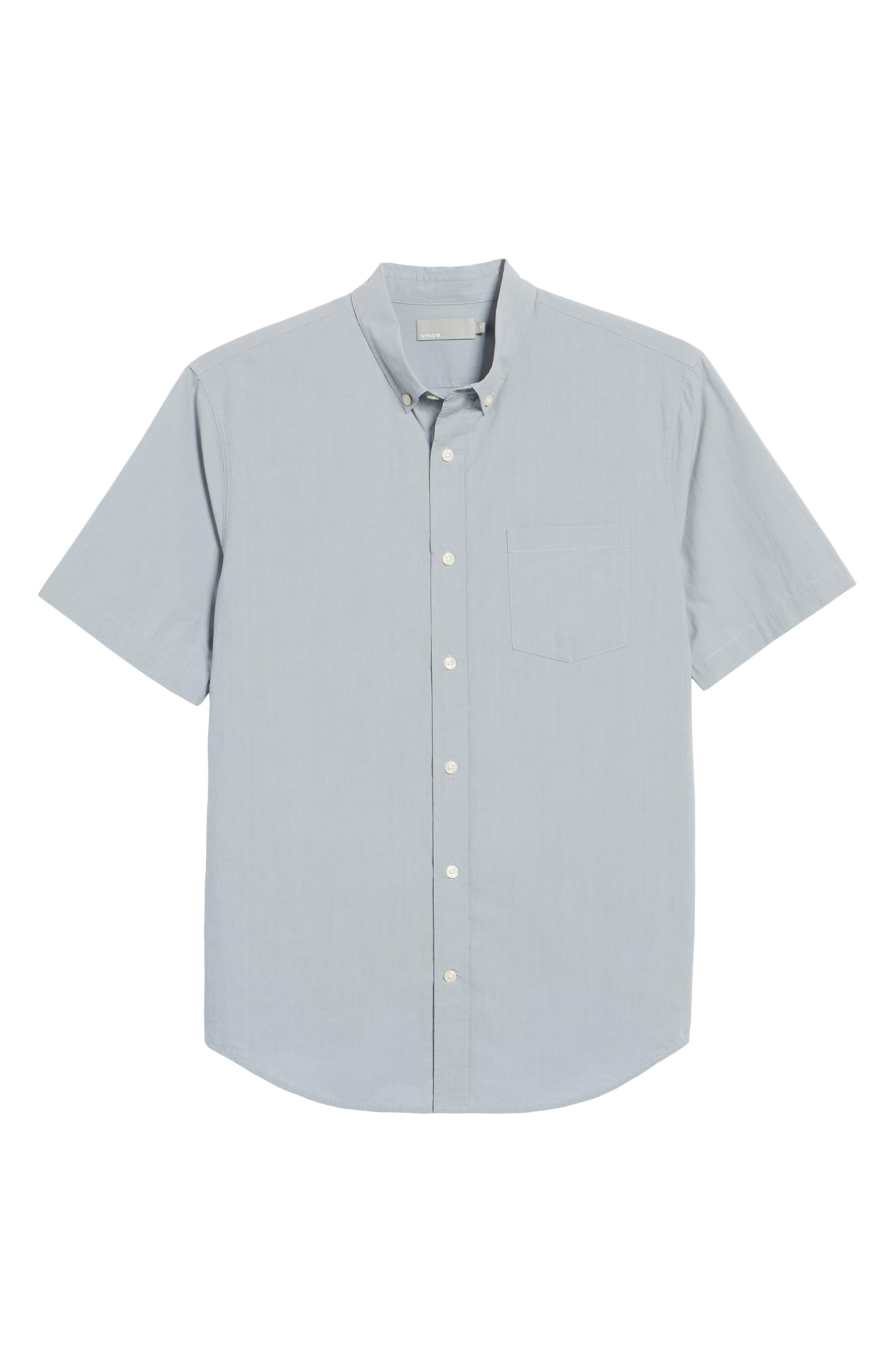 Slim Fit Sport Shirt,                             Alternate thumbnail 6, color,                             100
