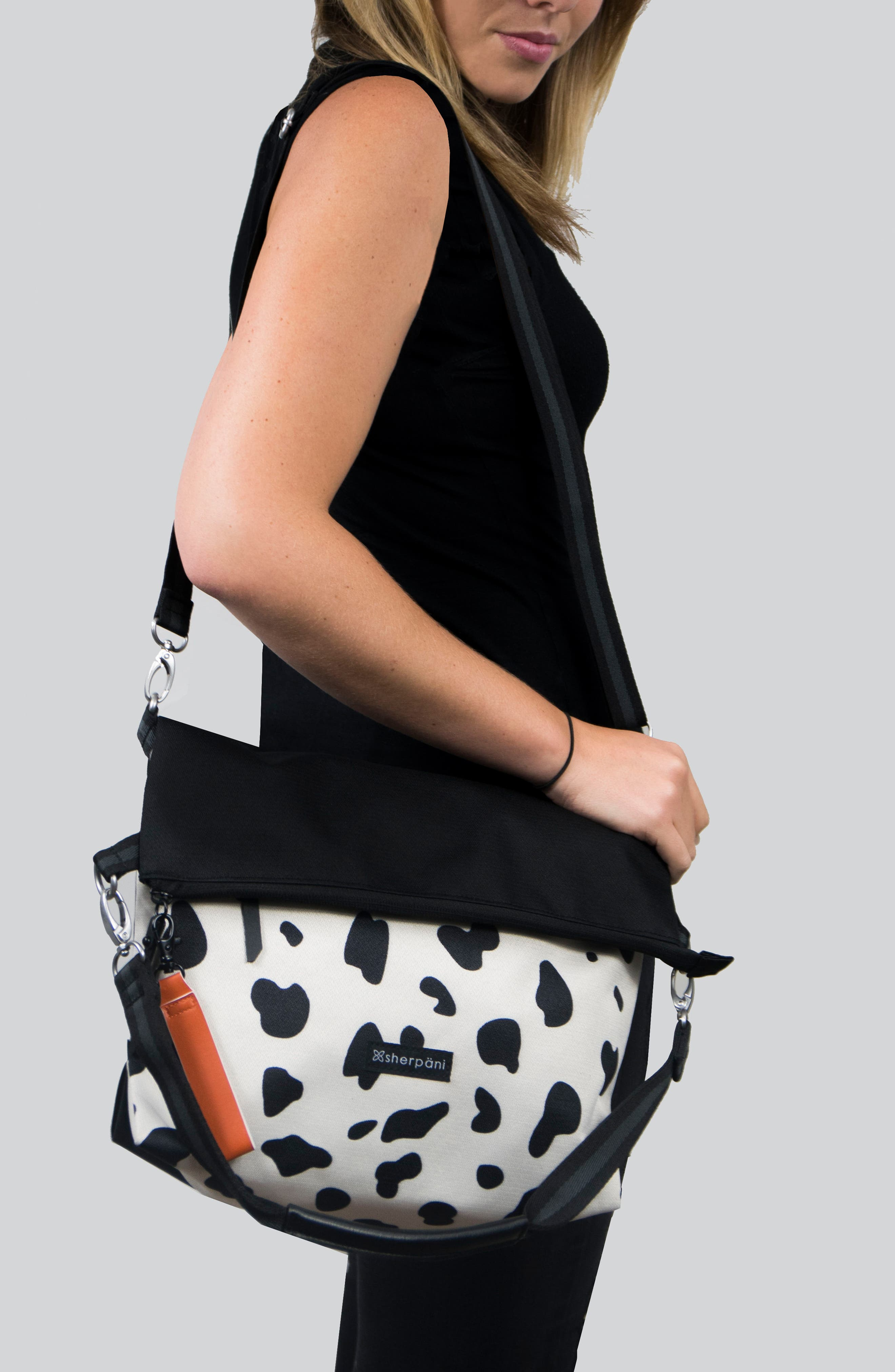 Vale Reversible Crossbody Bag,                             Alternate thumbnail 10, color,