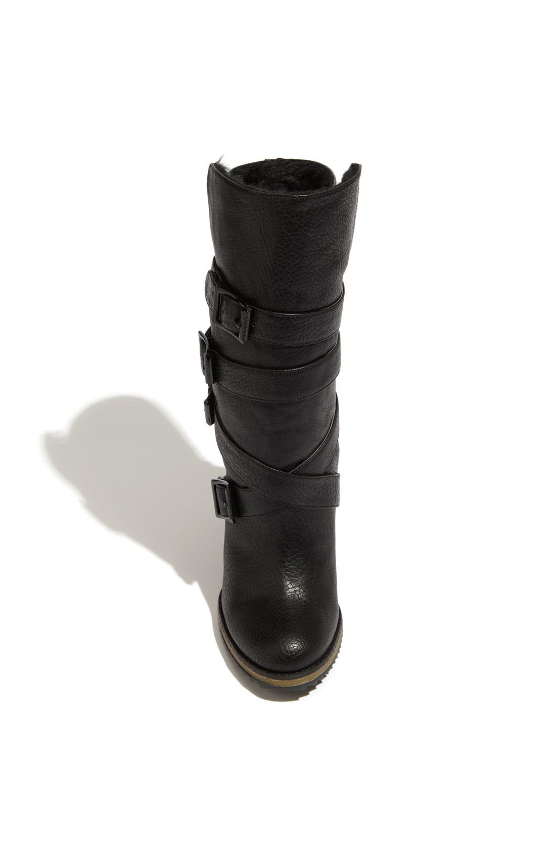 'Teresa' Boot,                             Alternate thumbnail 4, color,                             003