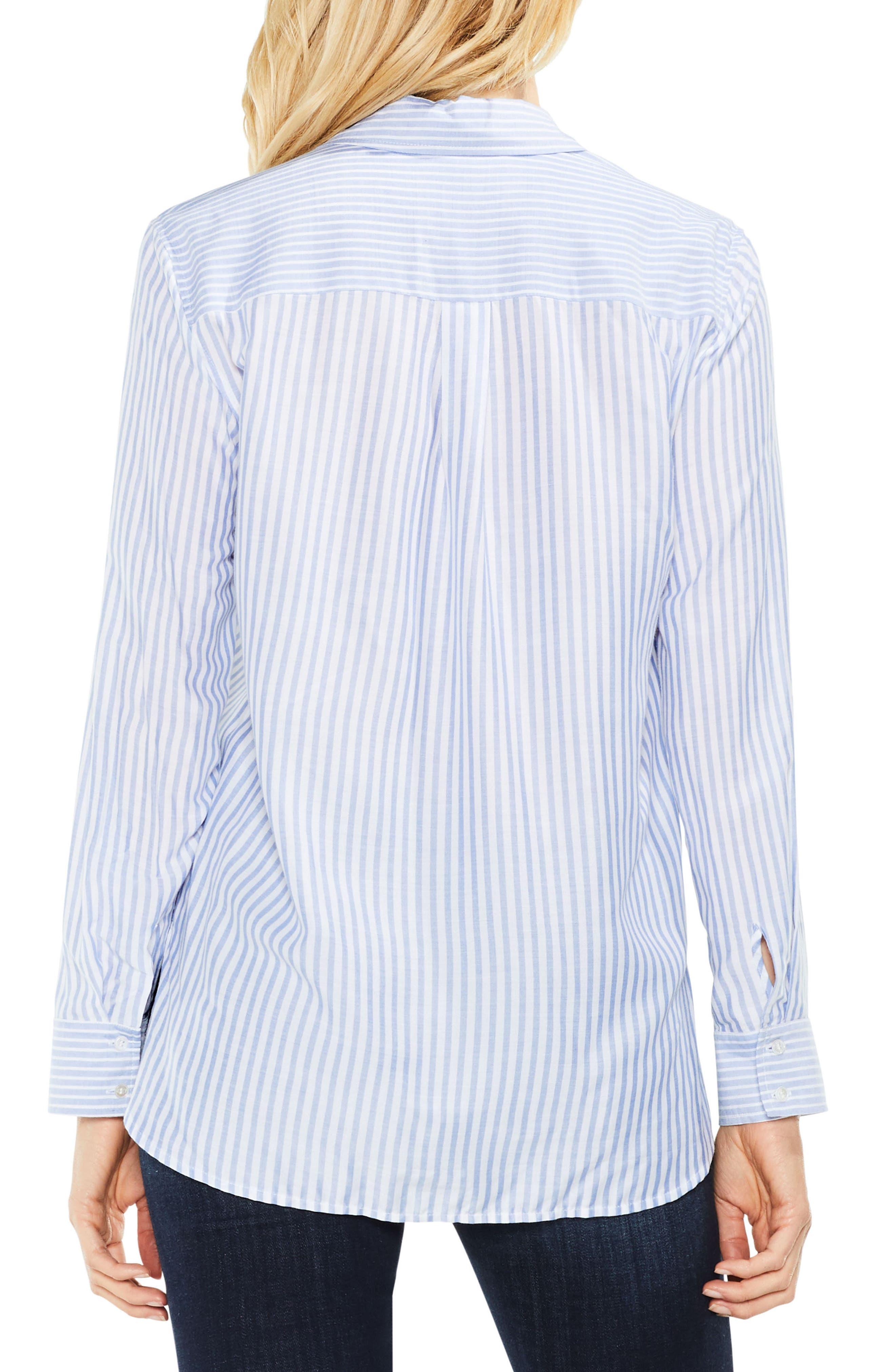 Roll Tab Two-Pocket Shirt,                             Alternate thumbnail 2, color,                             405