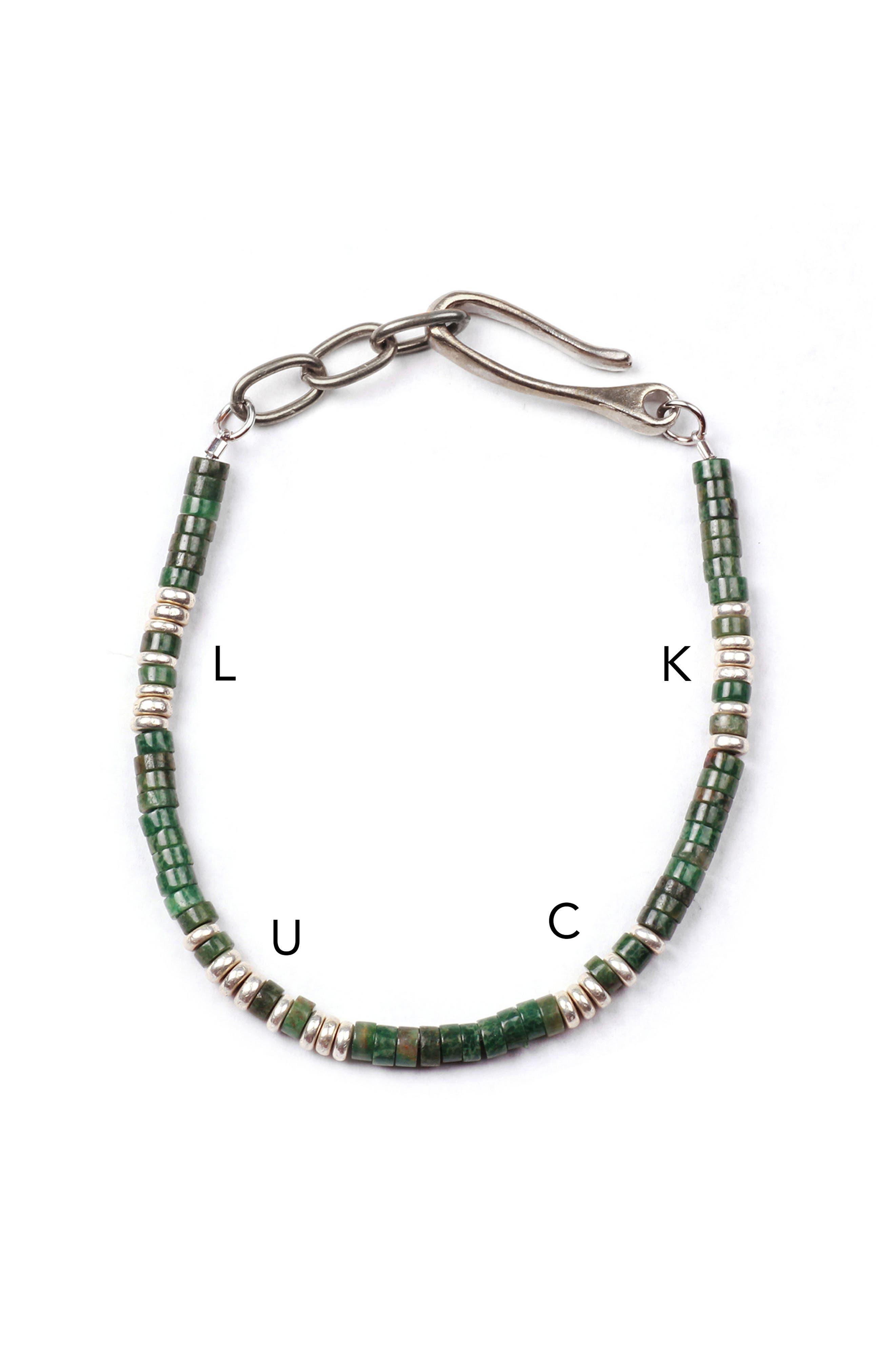 Luck Morse Bracelet,                             Alternate thumbnail 2, color,                             440