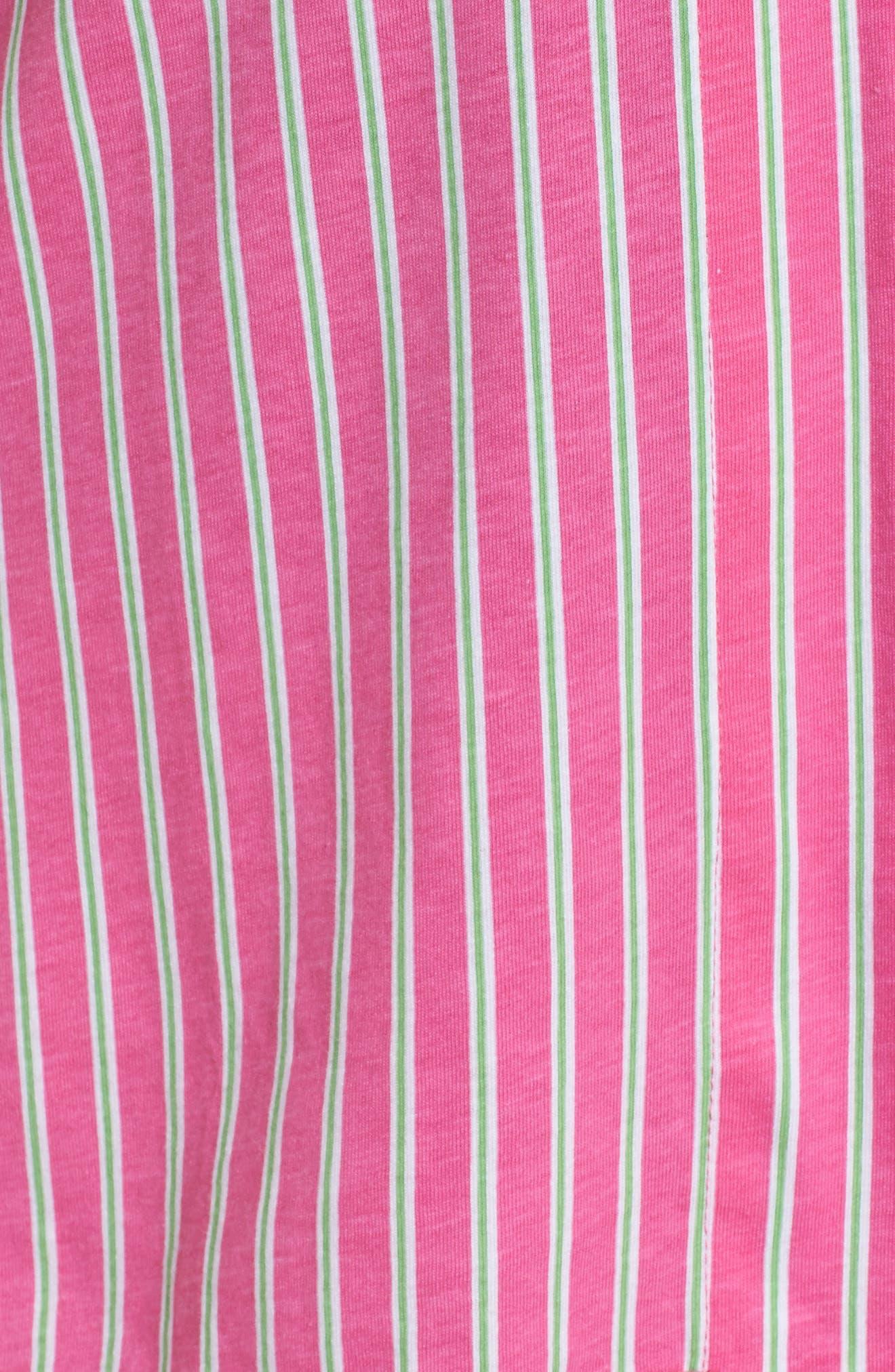 Bermuda Pajamas,                             Alternate thumbnail 5, color,