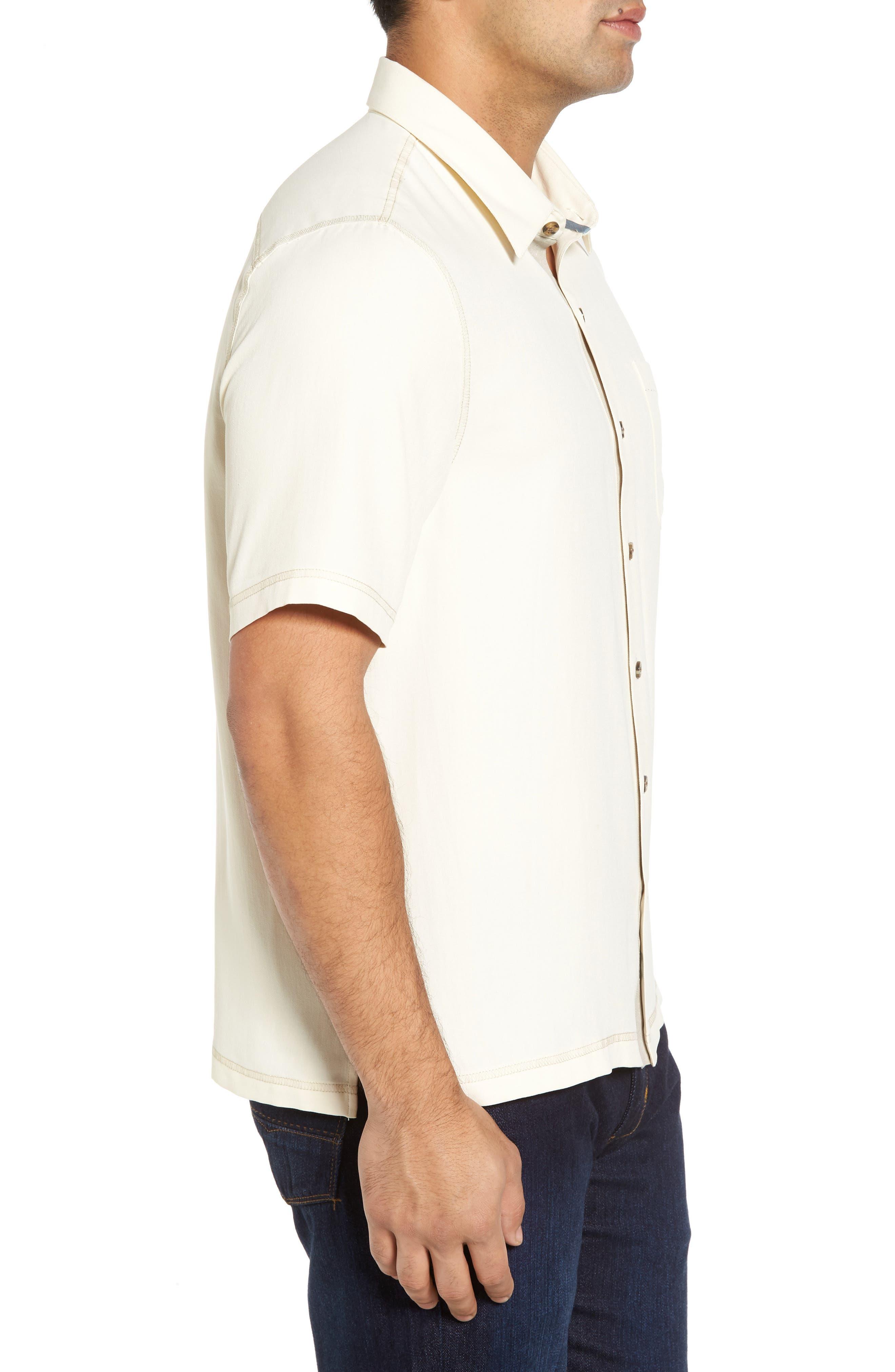 New Originals Silk Sport Shirt,                             Alternate thumbnail 8, color,