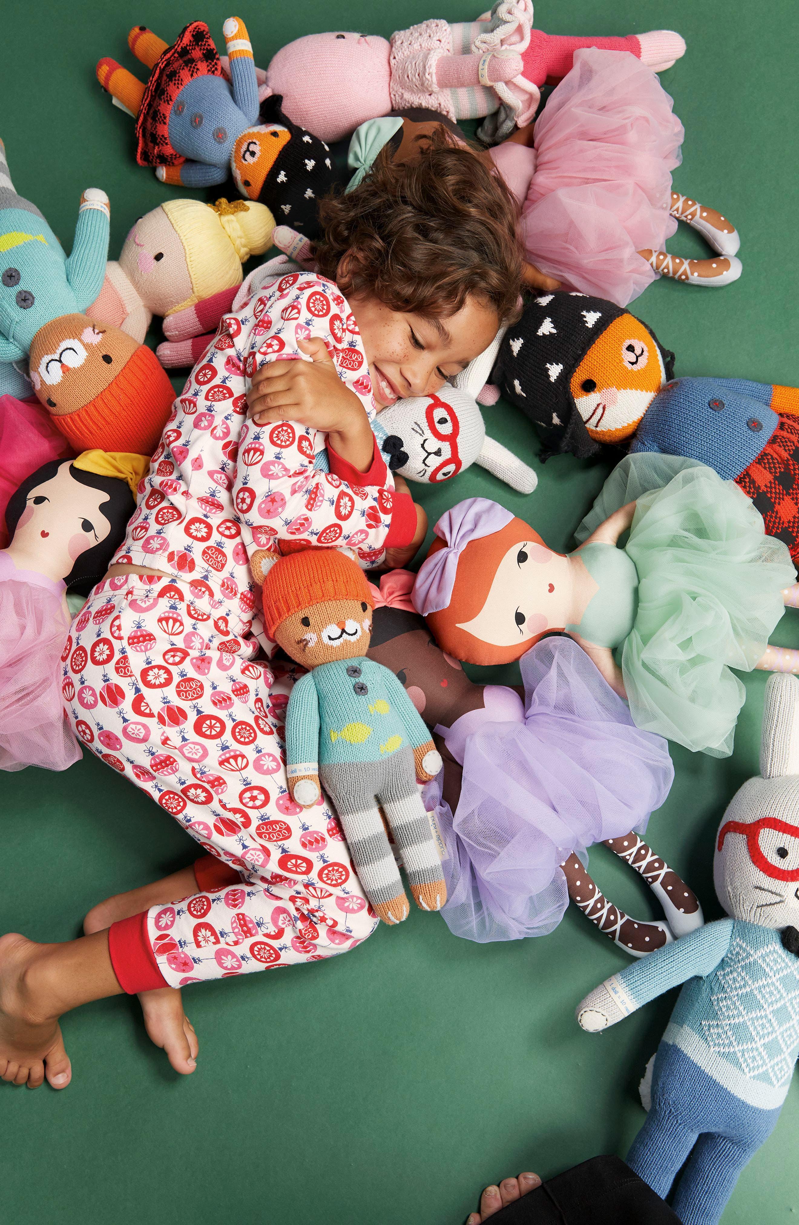 CUDDLE+KIND,                             cuddle + kind Sadie the Fox Stuffed Animal,                             Alternate thumbnail 3, color,                             400