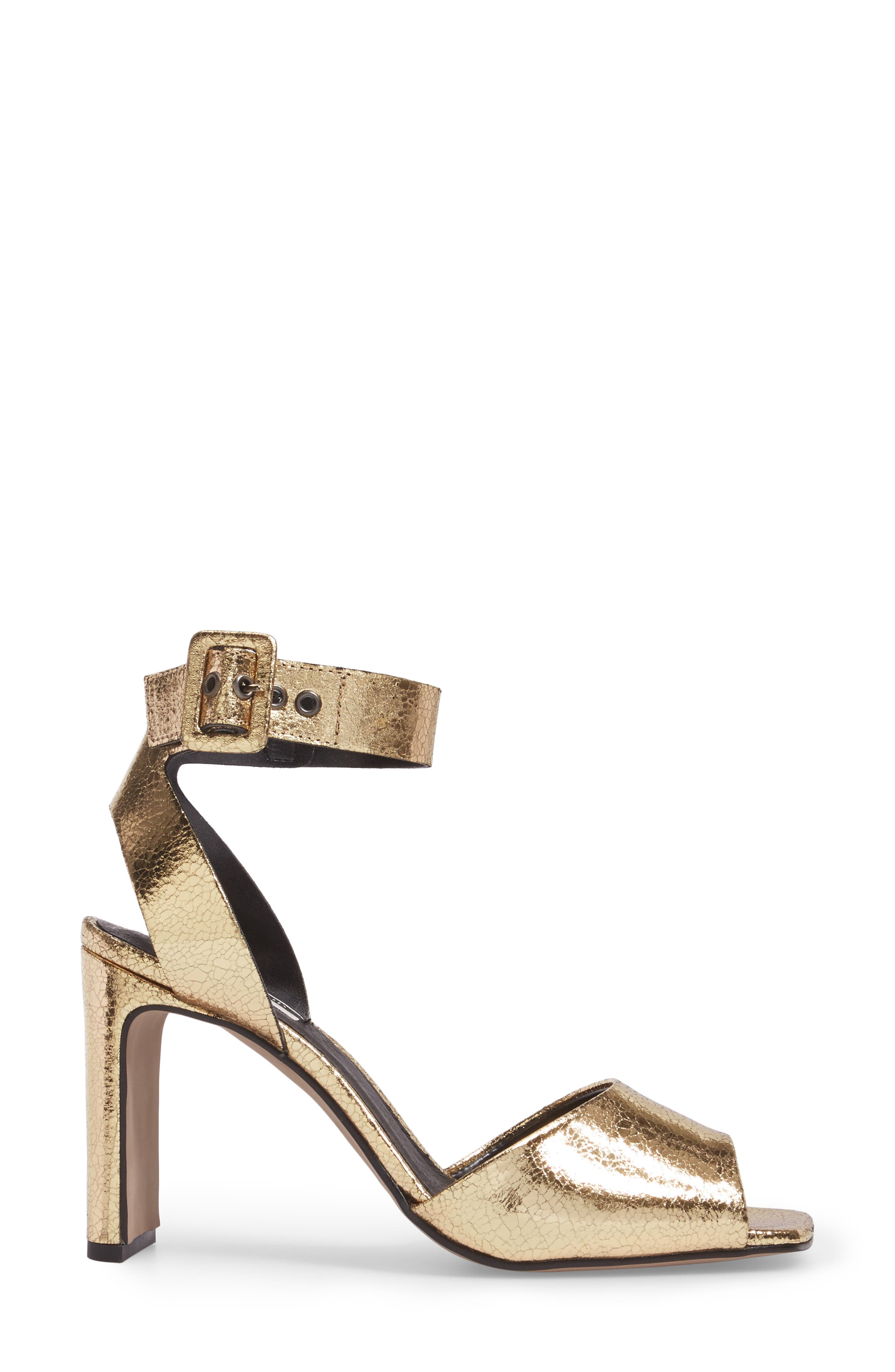 Roux Square Toe Sandal,                             Alternate thumbnail 9, color,
