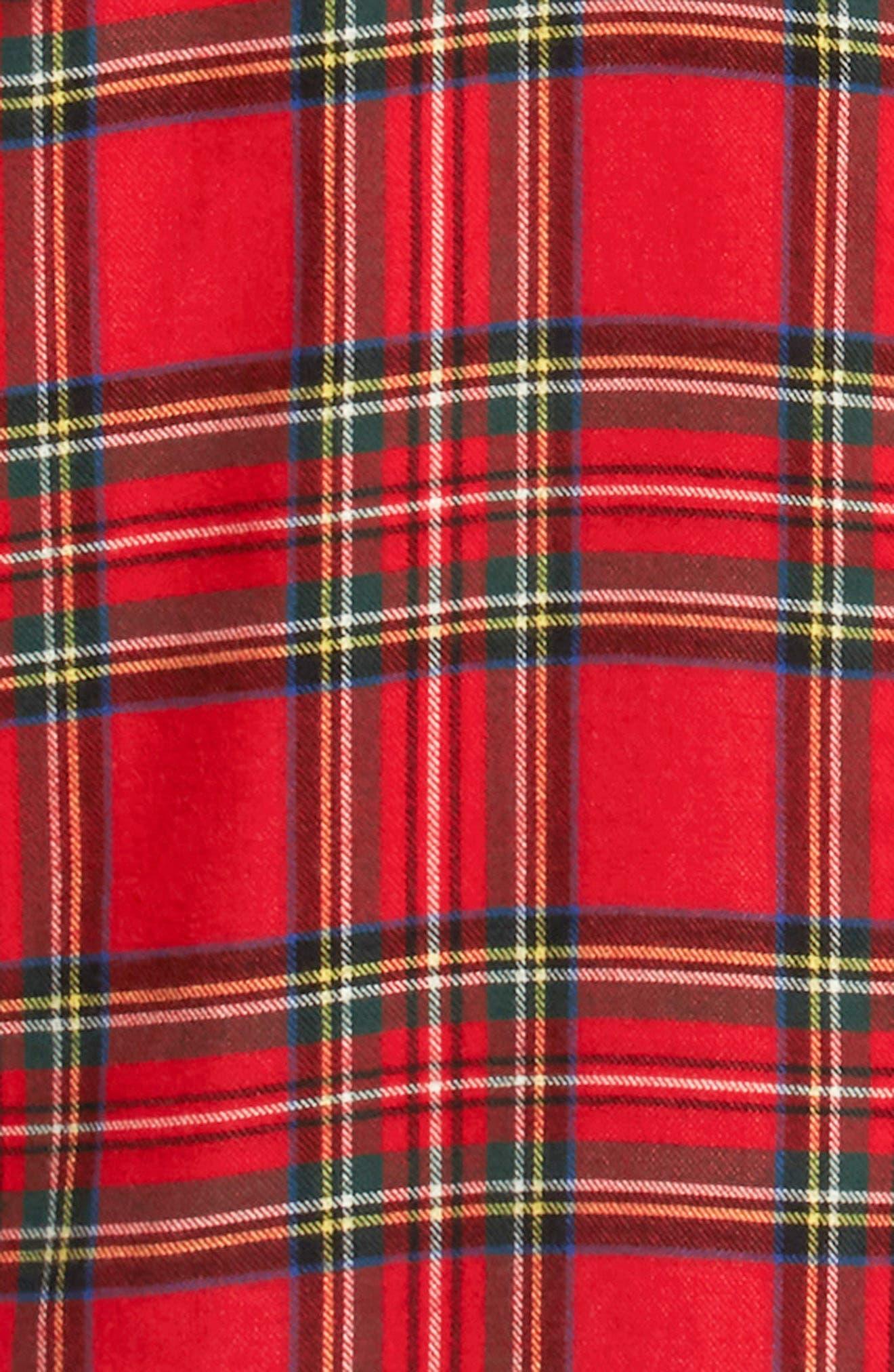 Plaid Flannel Shirt,                             Alternate thumbnail 6, color,                             COMBO A