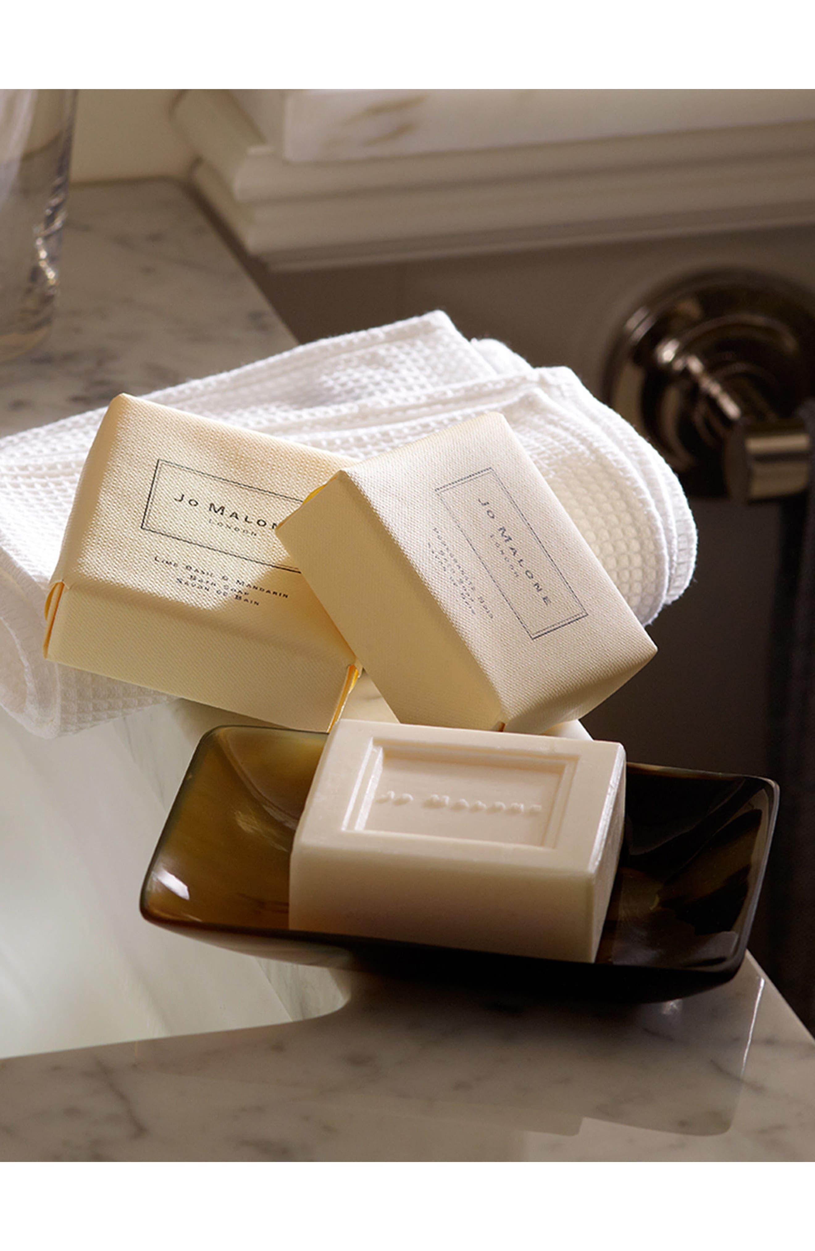 Lime Basil & Mandarin Bath Soap,                             Alternate thumbnail 3, color,                             NO COLOR