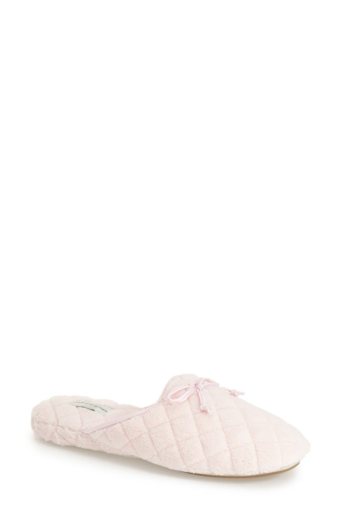 patricia green Chloe Slipper,                         Main,                         color, PINK