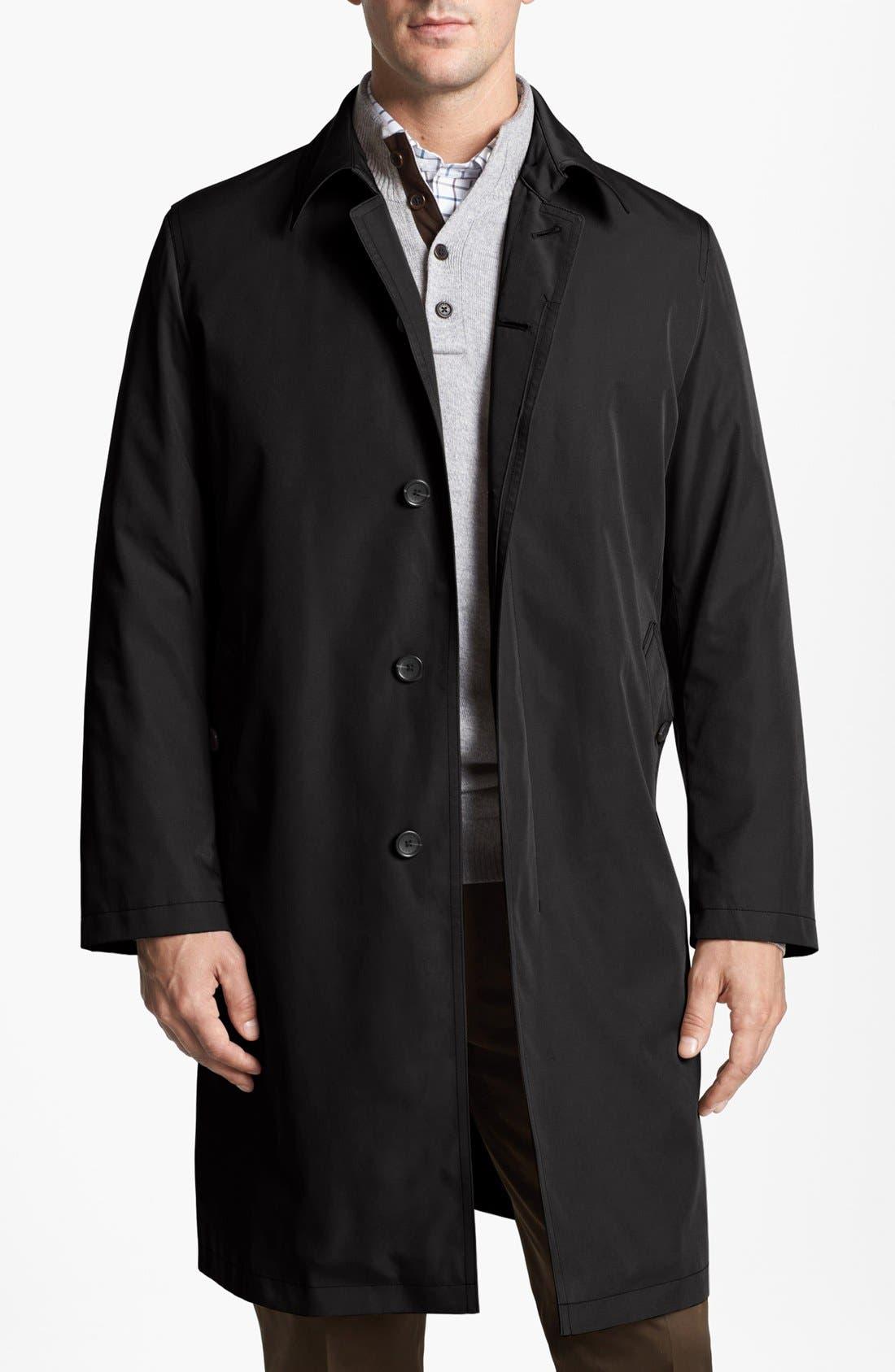 SANYO 'Grays' Car Coat, Main, color, 009