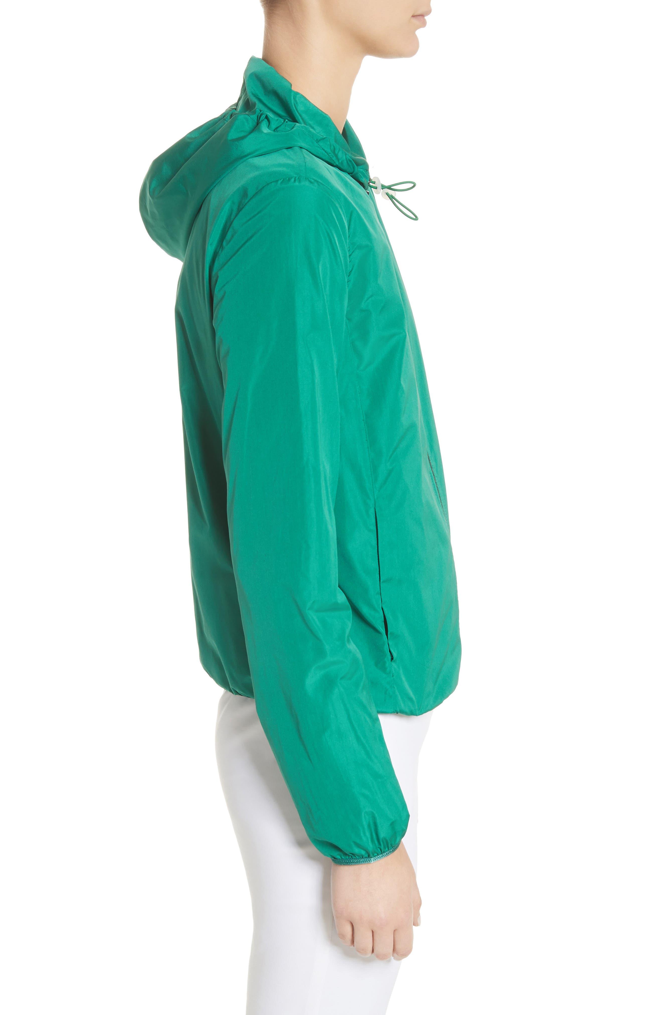 Lightweight Taffeta Hooded Jacket,                             Alternate thumbnail 3, color,                             310