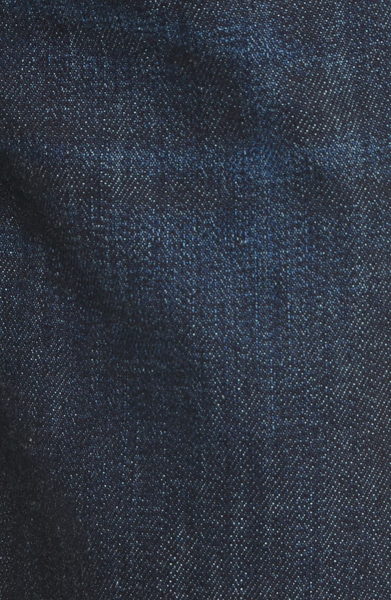 The Dre Slim Boyfriend Jeans,                             Alternate thumbnail 6, color,                             425