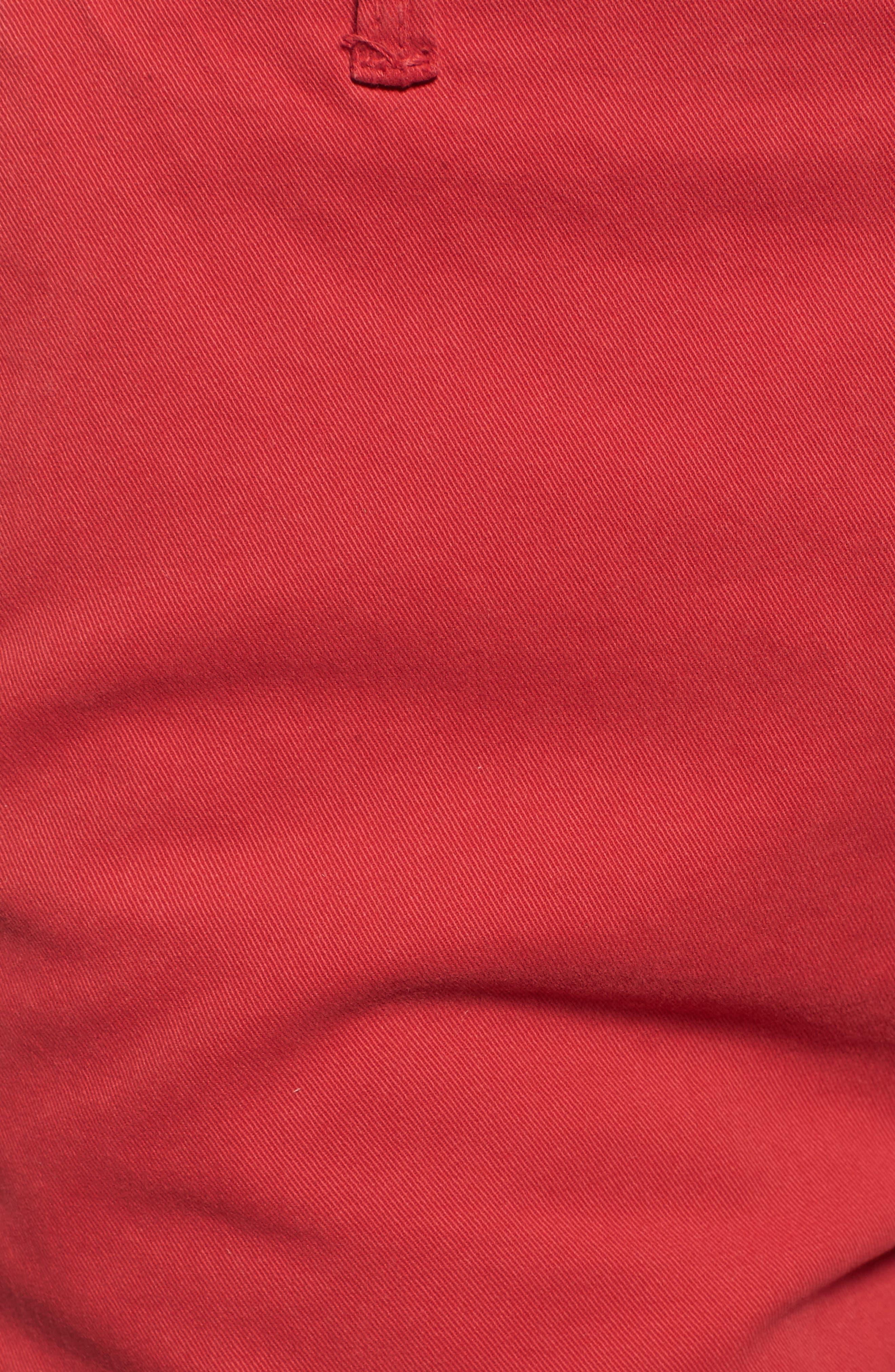 The Tomcat Prep Crop Twill Pants,                             Alternate thumbnail 11, color,