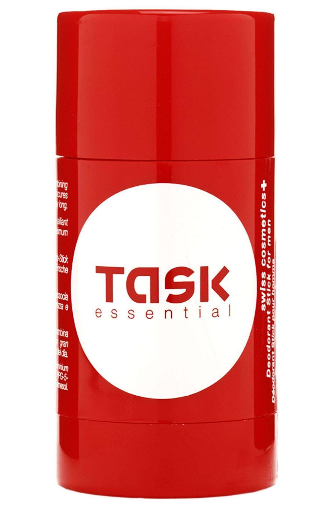 TASK ESSENTIAL Deodorant, Main, color, 000