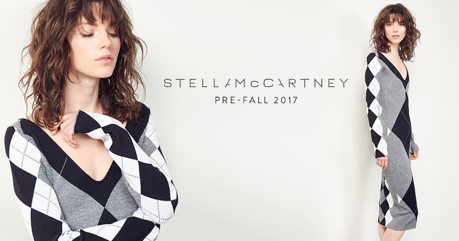 Stella McCartney pre-fall 2017.
