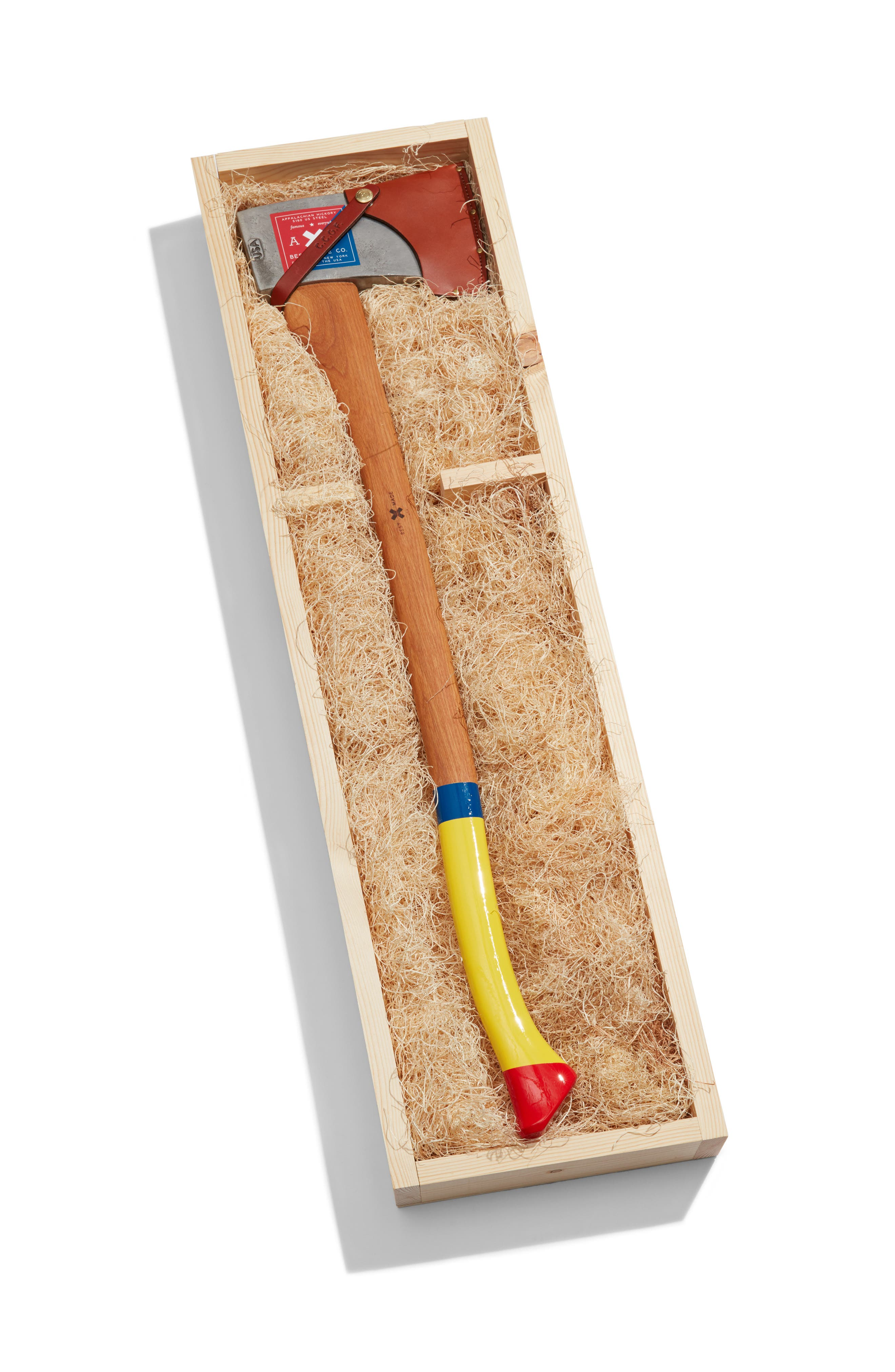 The Painted American Felling Axe,                             Alternate thumbnail 2, color,                             410