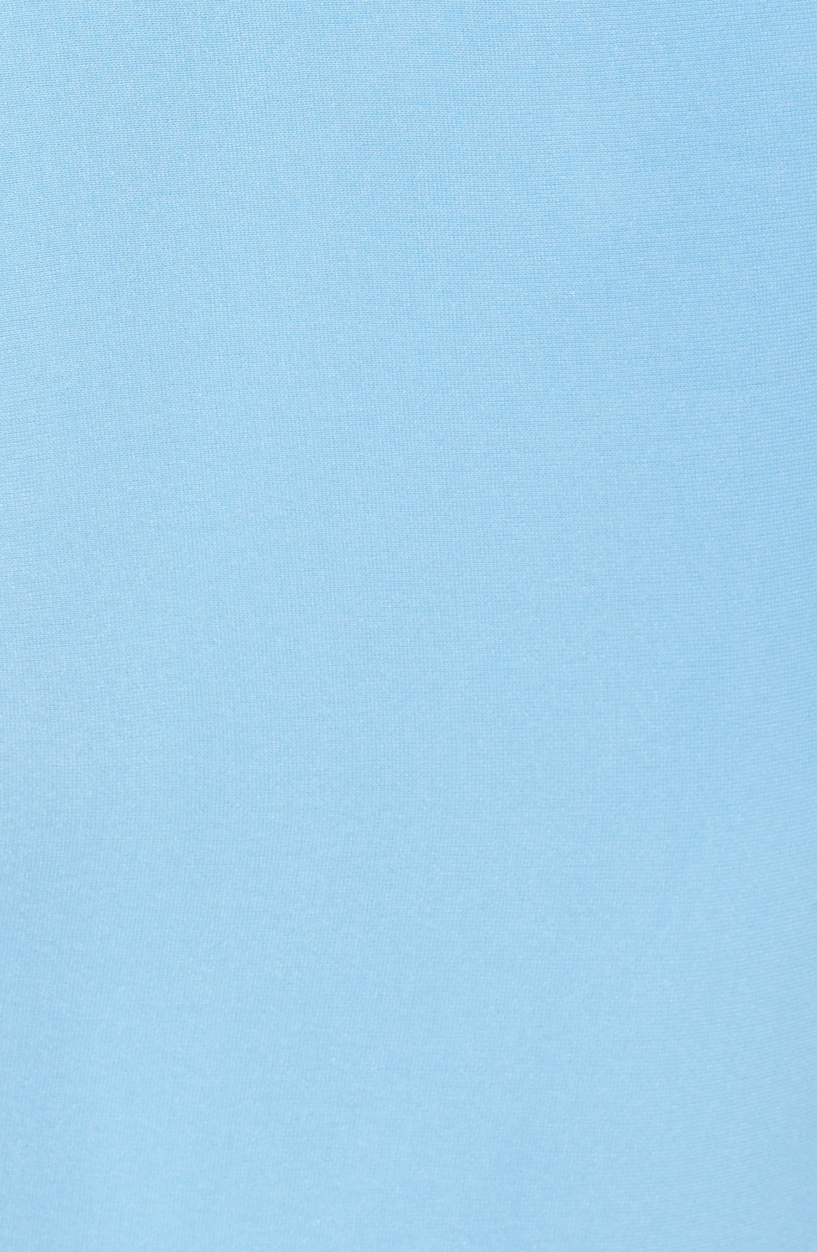 Ember Glow Drape Dress,                             Alternate thumbnail 5, color,                             422