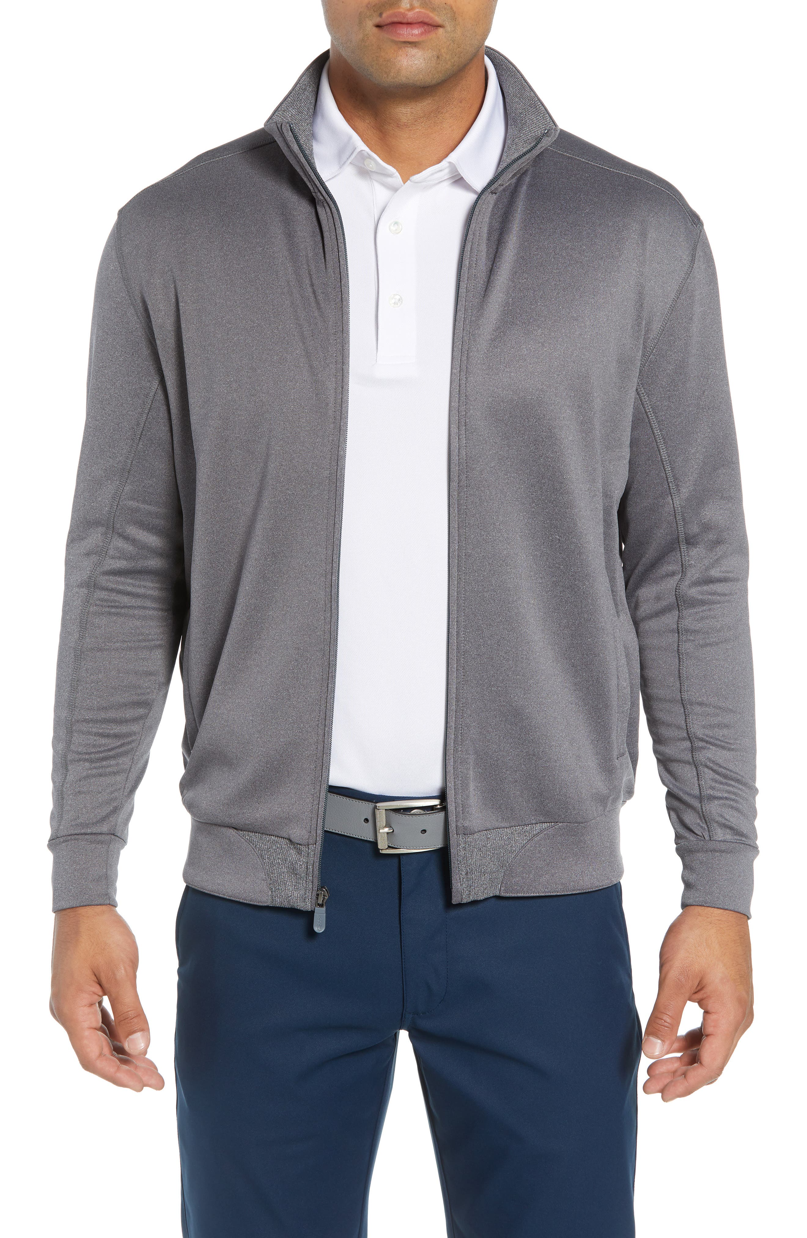 XH20 Denali Performance Jacket,                         Main,                         color, GRAPHITE
