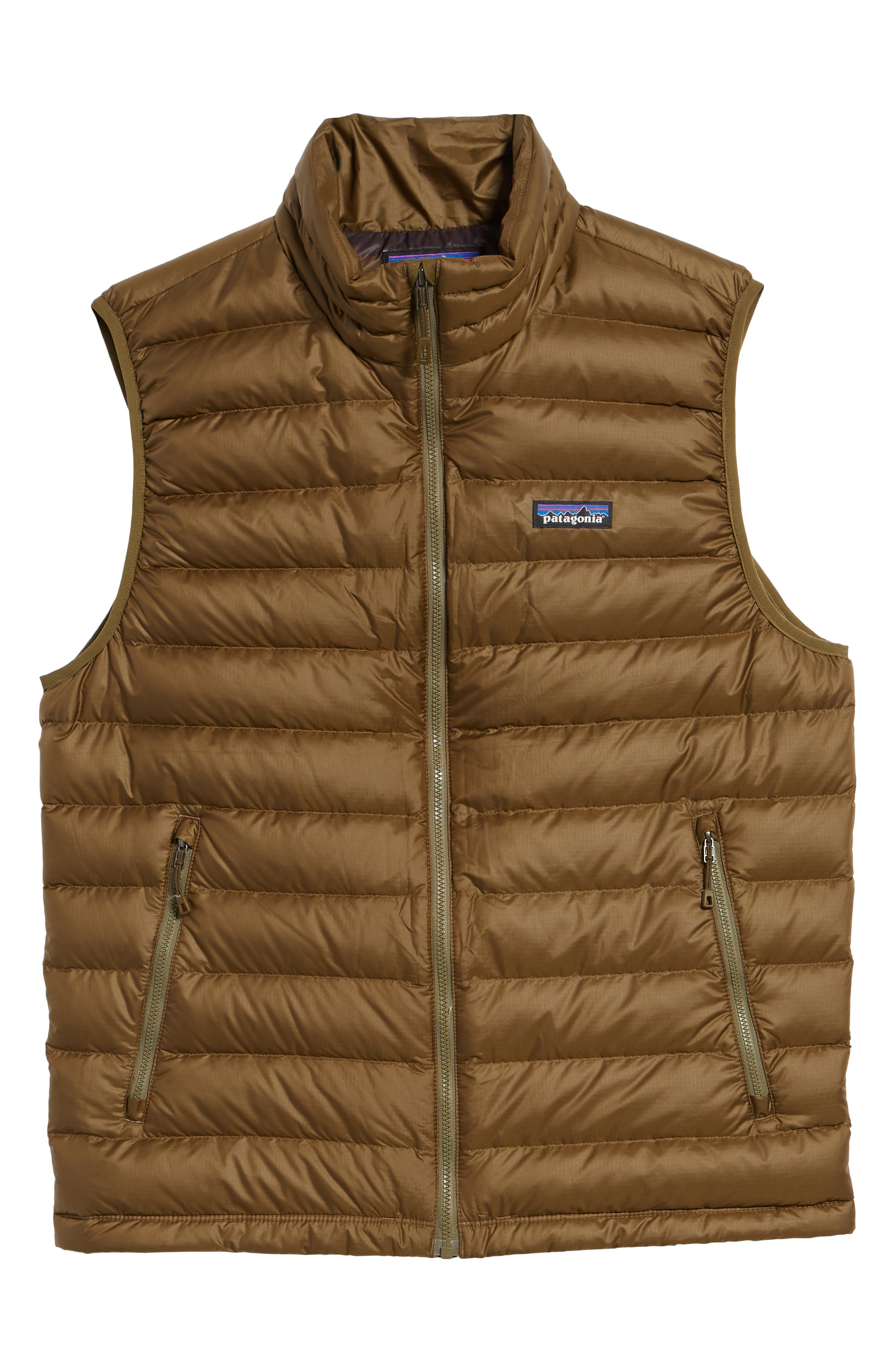 Windproof & Water Resistant 800 Fill Power Down Quilted Vest,                             Alternate thumbnail 38, color,