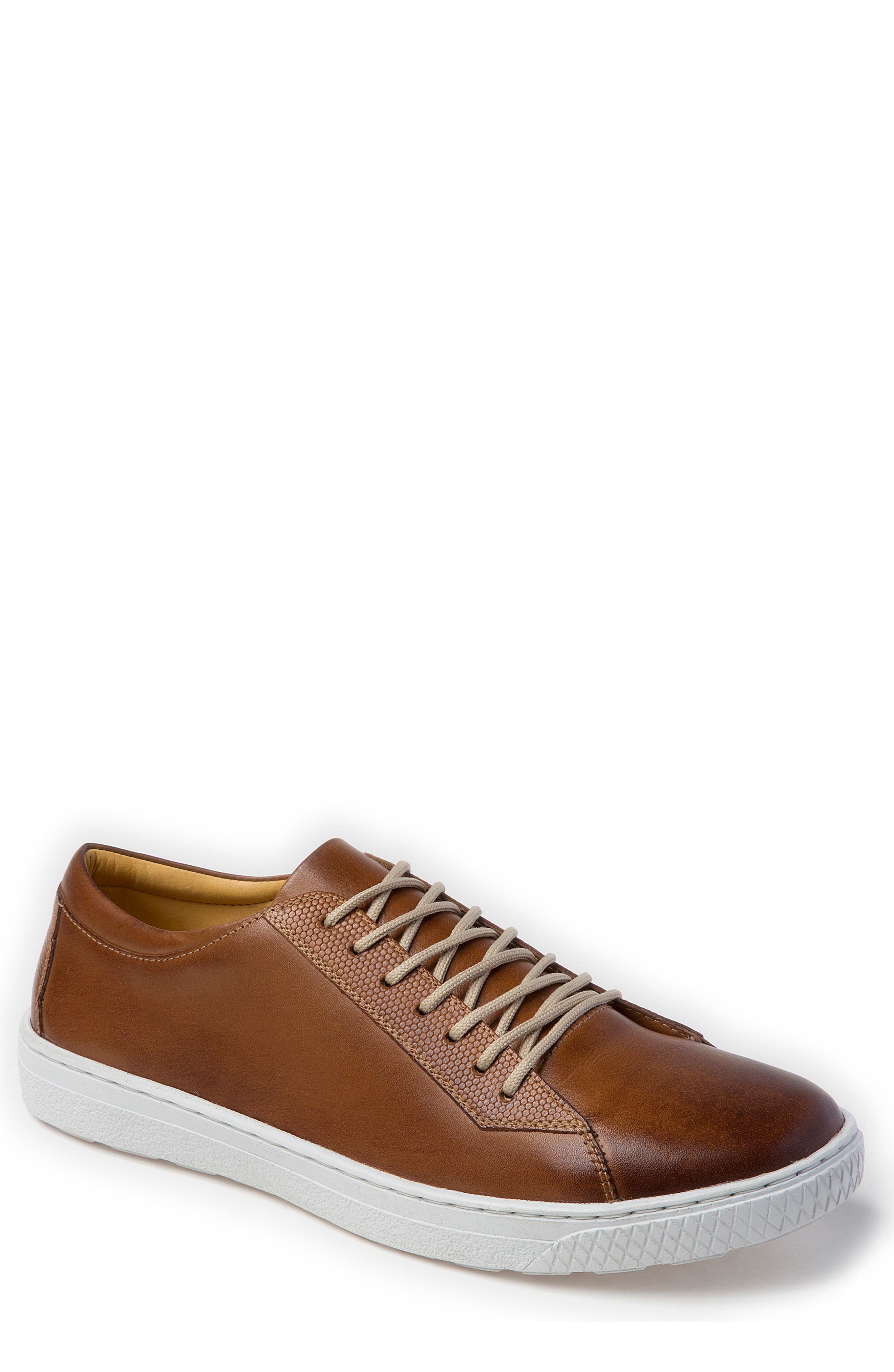 Sandro Moscoloni Minh Low Top Sneaker, Brown