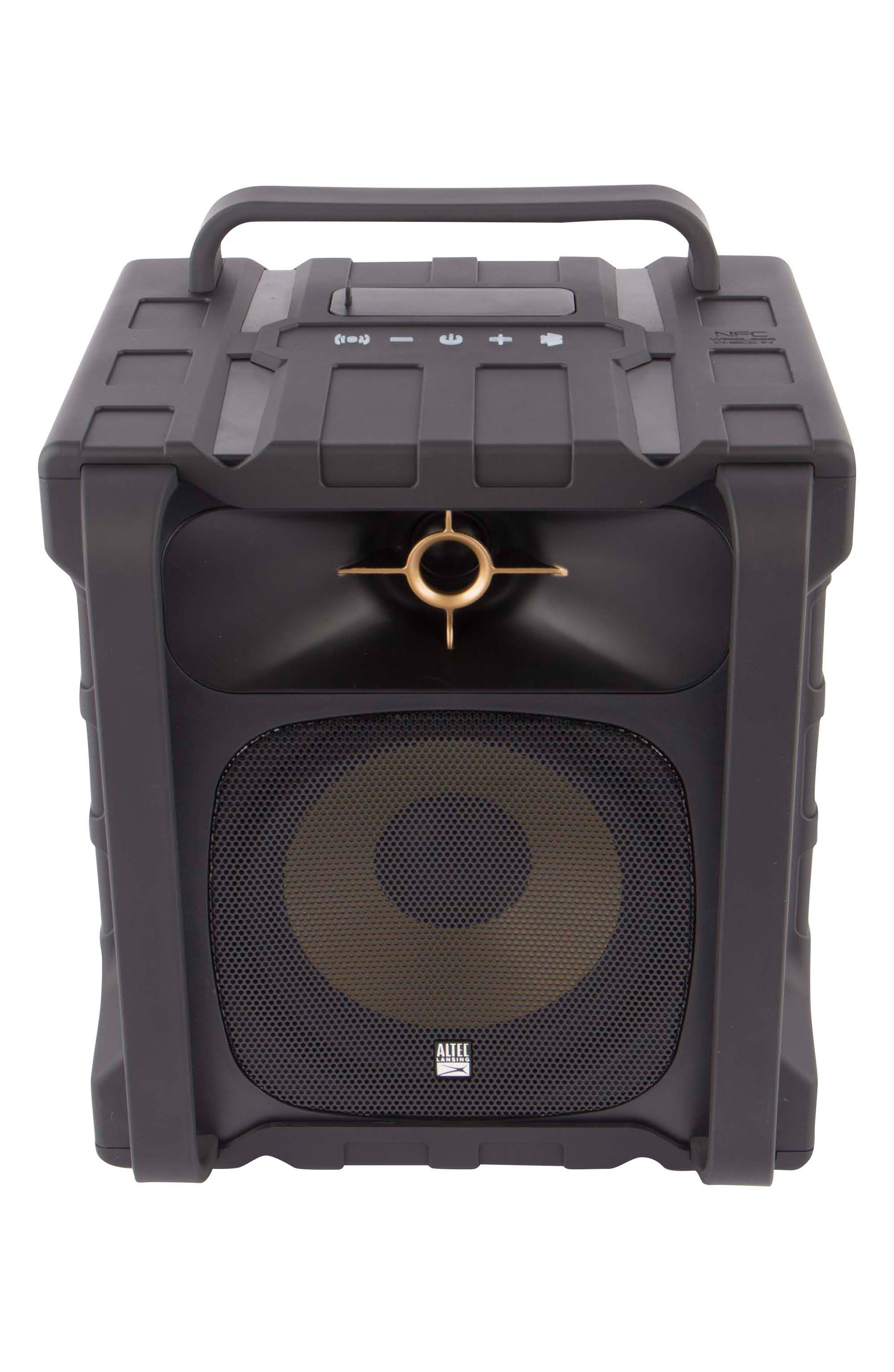Sonic Boom 2 Wireless Speaker, Main, color, BLACK