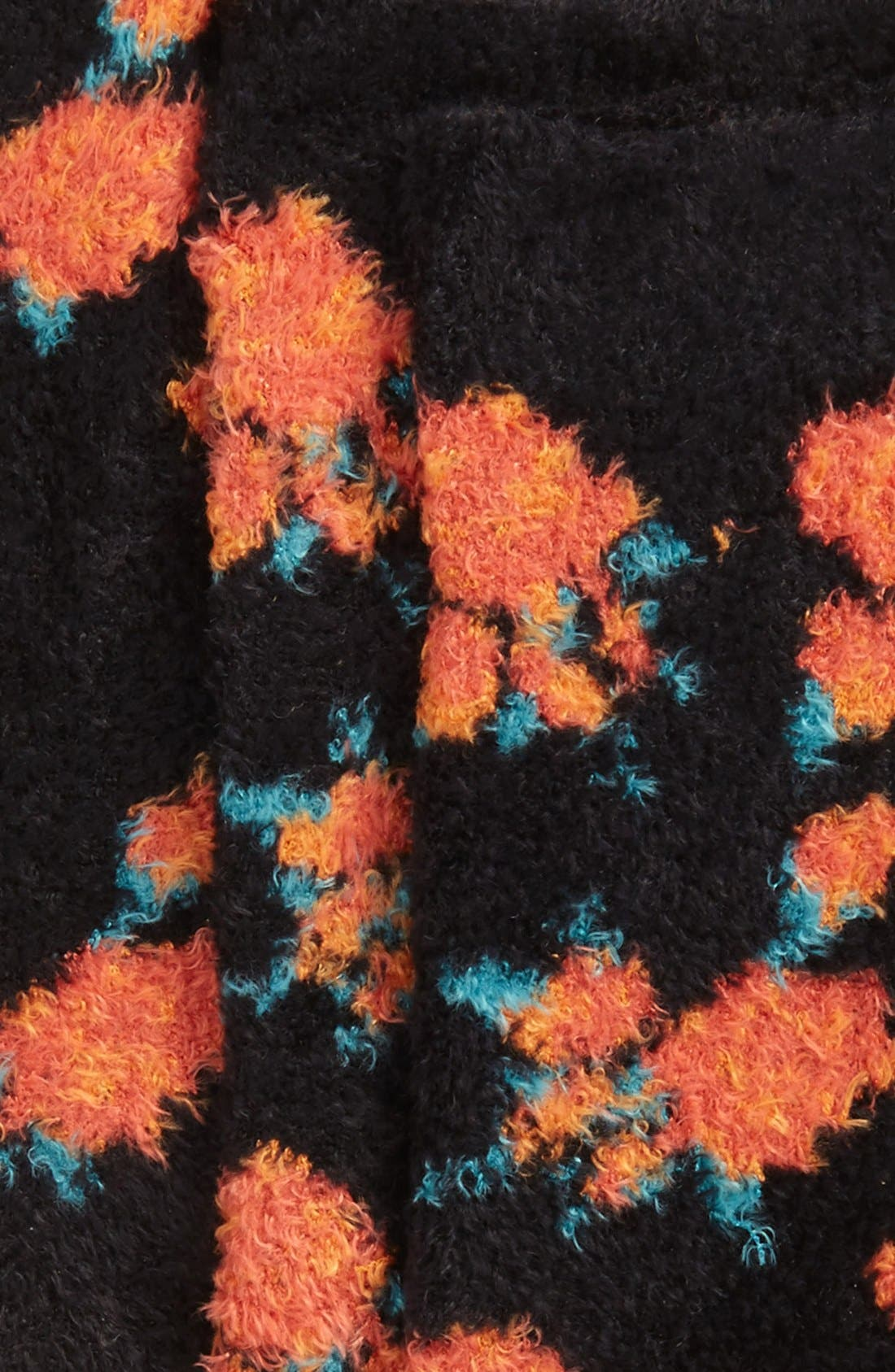 Set of 2 Butter Socks,                             Alternate thumbnail 3, color,                             001