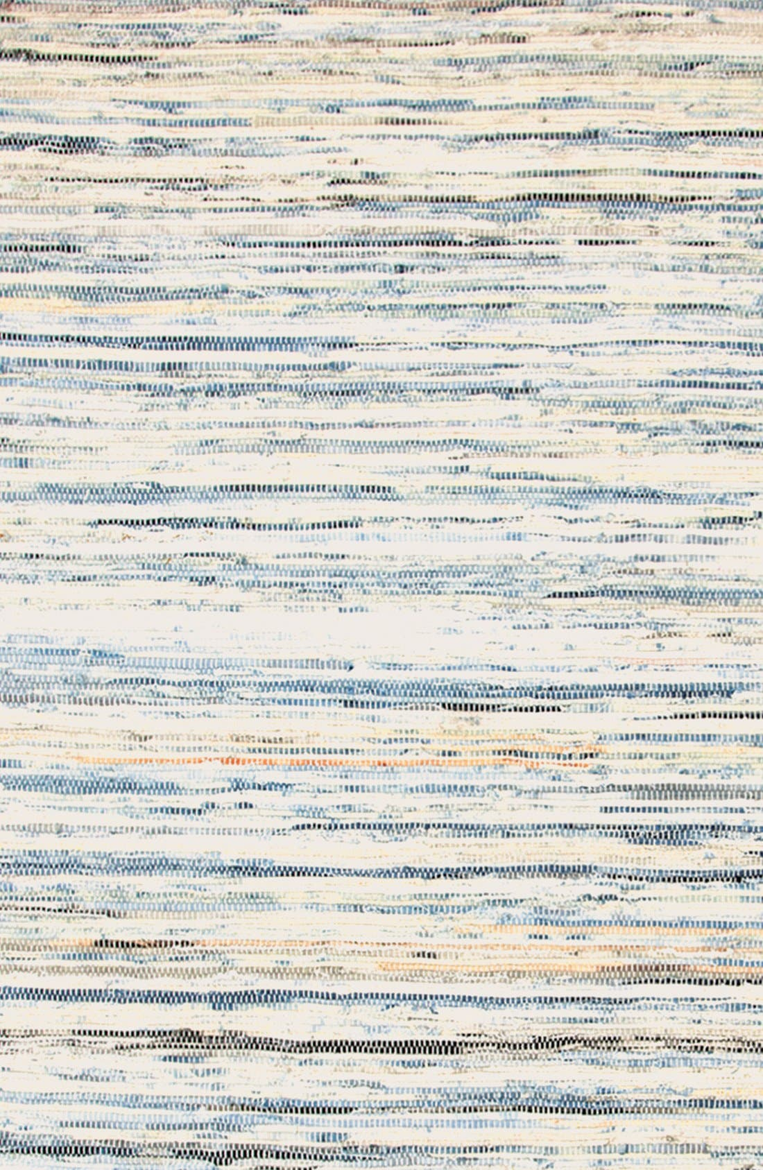 'Rag' Hand Woven Rug,                             Alternate thumbnail 2, color,                             DENIM