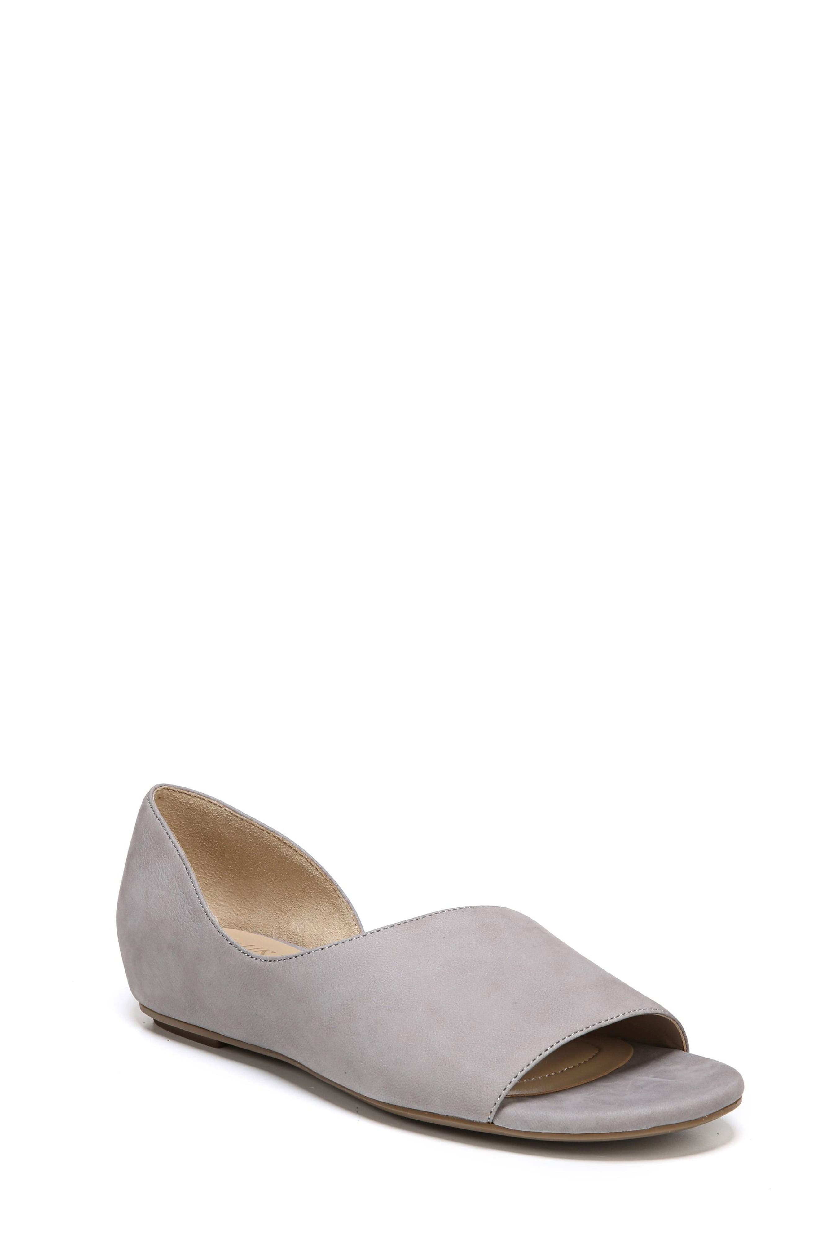 Lucie Half d'Orsay Flat,                         Main,                         color, 021
