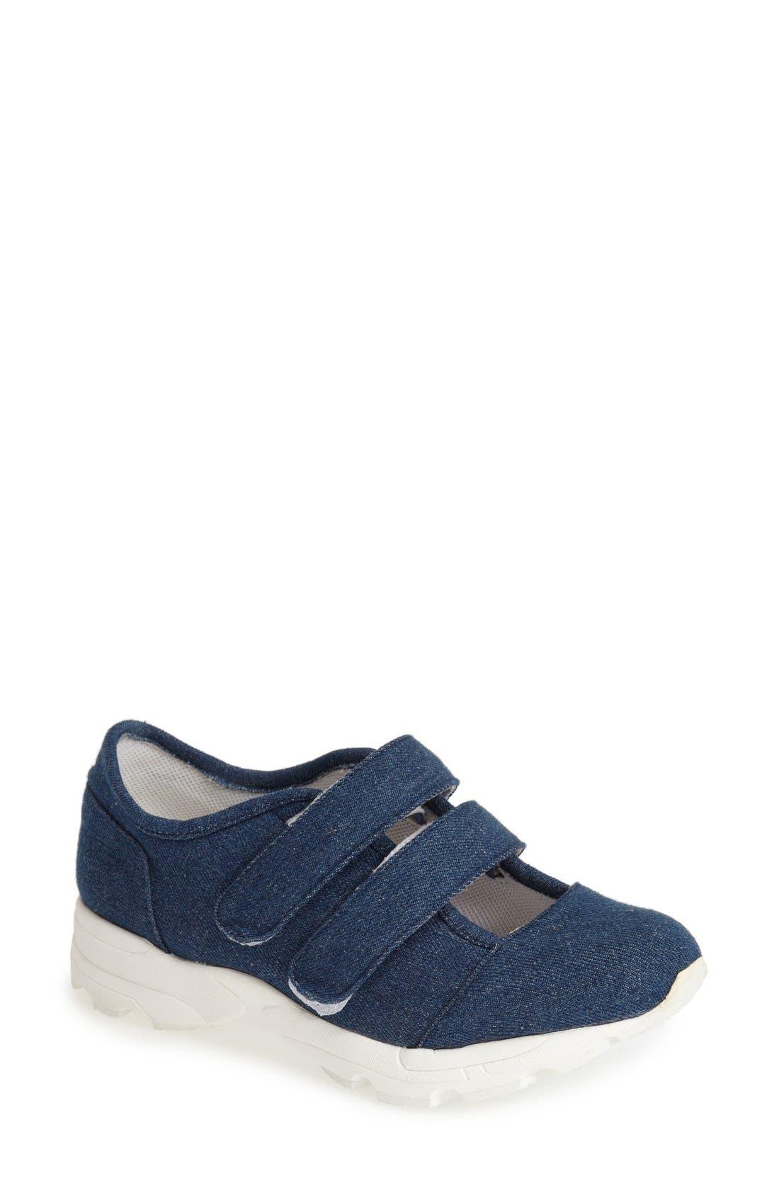 'Lucille 2' Open Top Sneaker, Main, color, 487