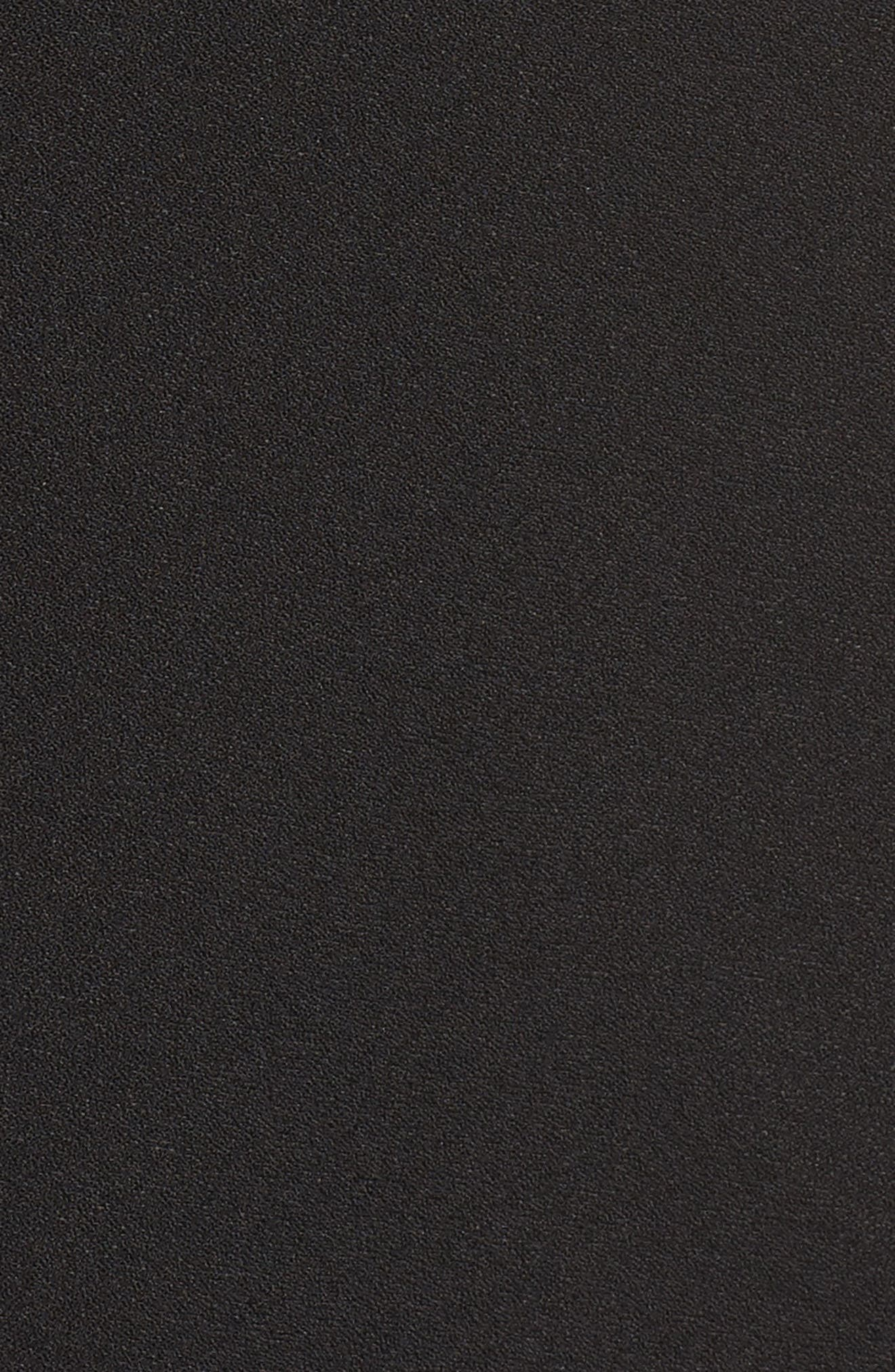 Bell Sleeve Blazer,                             Alternate thumbnail 6, color,                             001